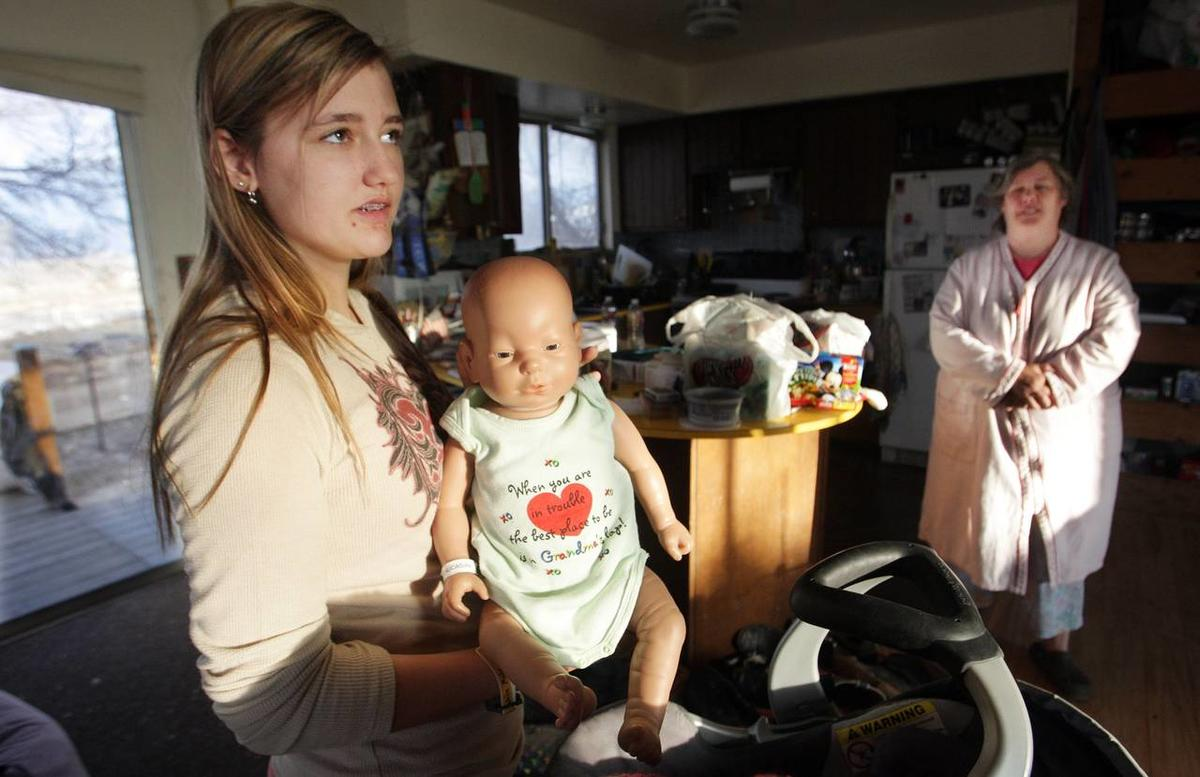 Adoption often leaves older children behind, alone, but