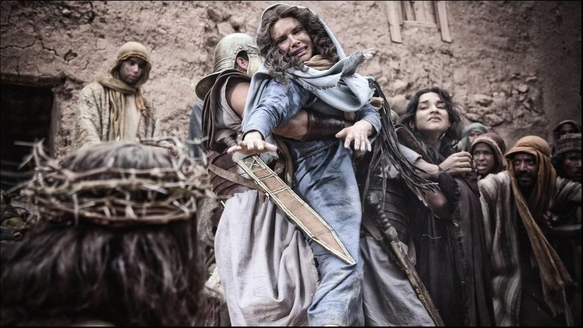 Bible movies to 'flood' screens, return religious films to