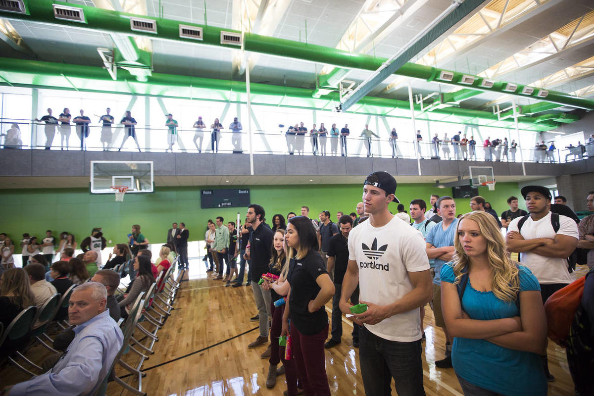 New UVU building offers students a space for fitness
