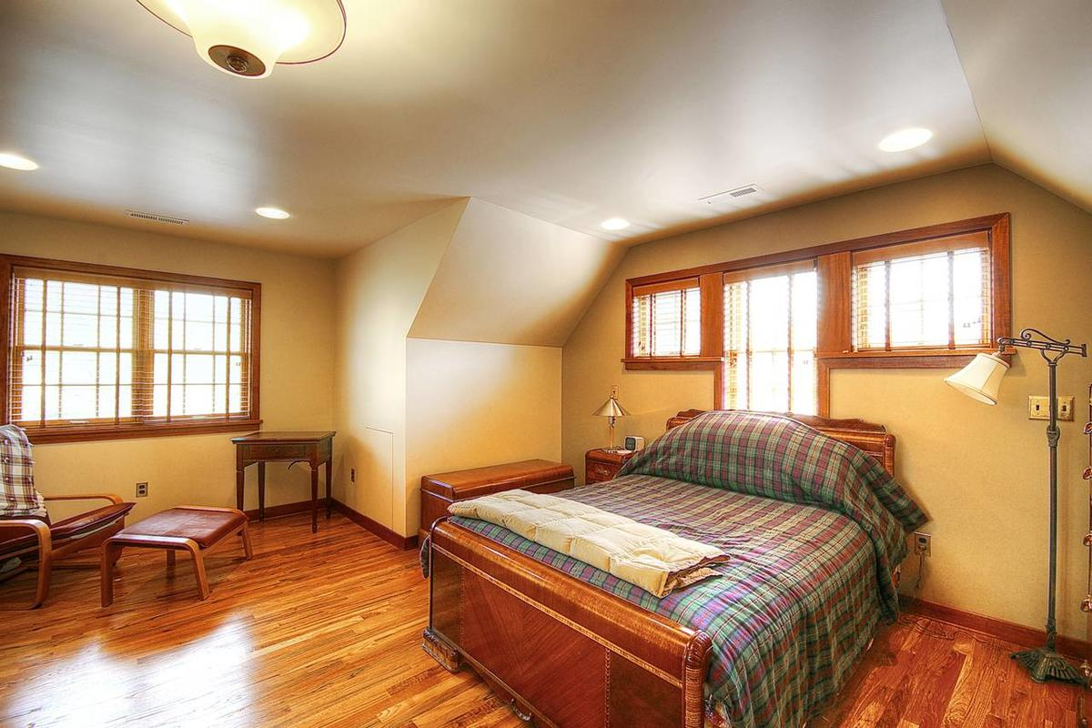 Swell Renovation Solutions Adding An Attic Bedroom Deseret News Home Interior And Landscaping Ologienasavecom