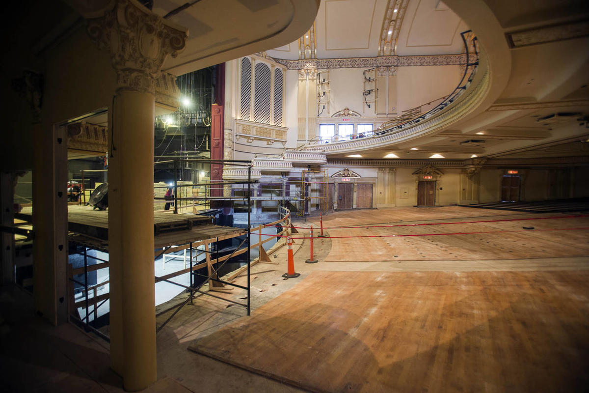 Capitol Theatre serves as a 'memory builder' 101 years after
