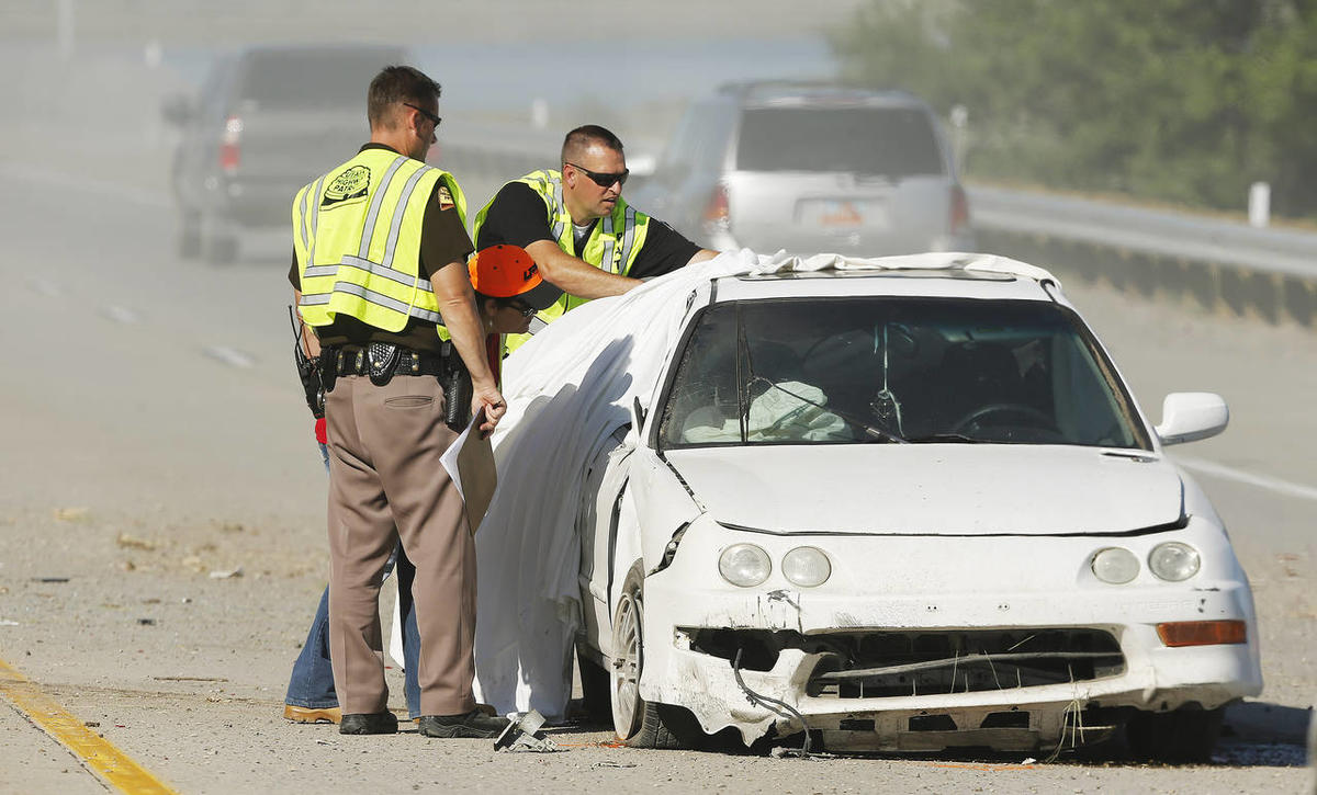 UHP: Drowsy driving, no seat belt leads to deadly crash