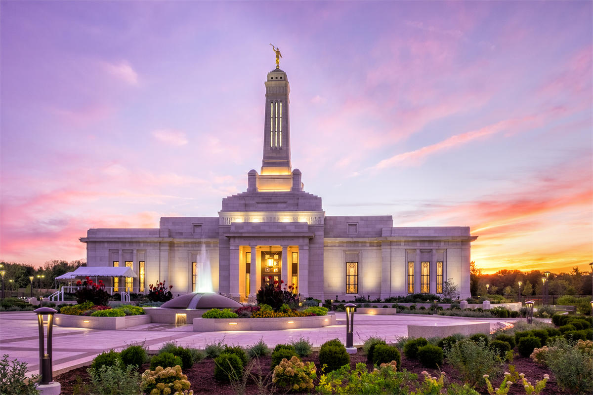 Busy year for LDS temple openings, construction - Deseret News