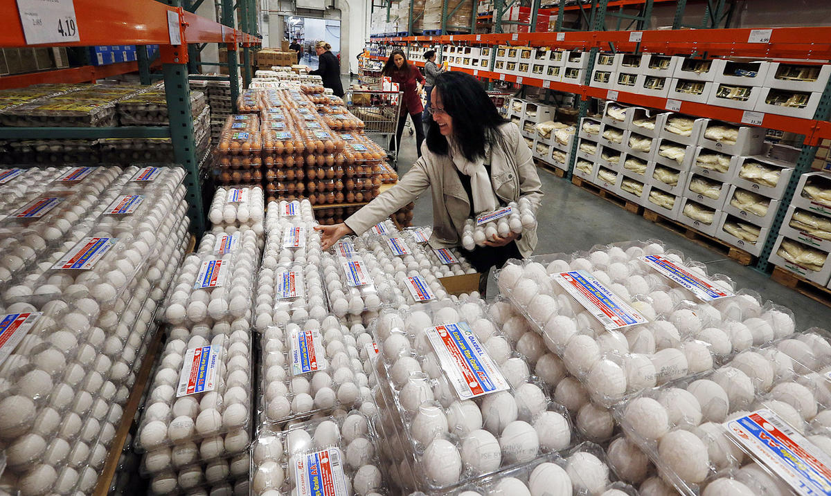 Salt Lake Costco becomes largest in the world - Deseret News