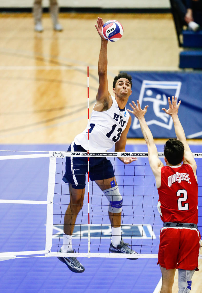 ohio mens volleyball falls - HD 828×1200