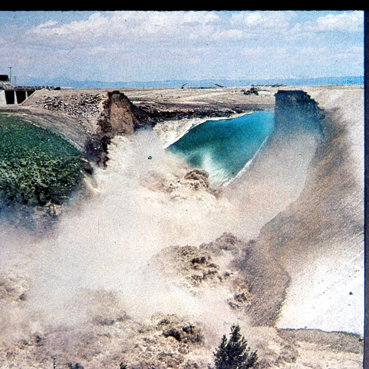 40th anniversary of the collapse of the Teton Dam - Deseret News