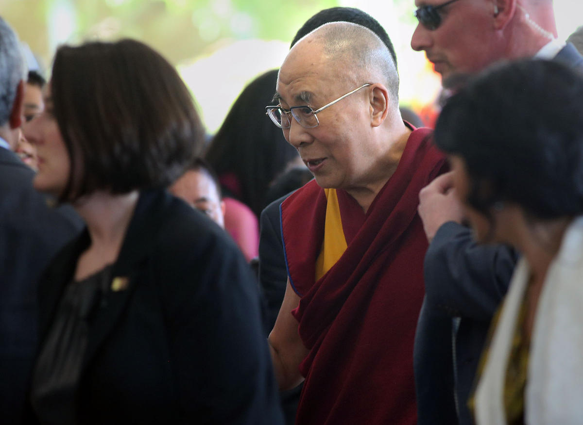 Utah welcomes His Holiness the 14th Dalai Lama of Tibet