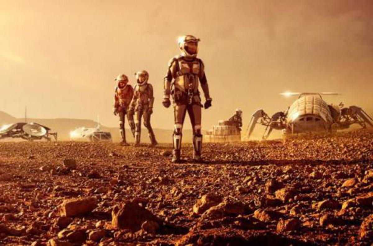 Chris Hicks: The original 'Hawaii Five-0' and the 'Mars