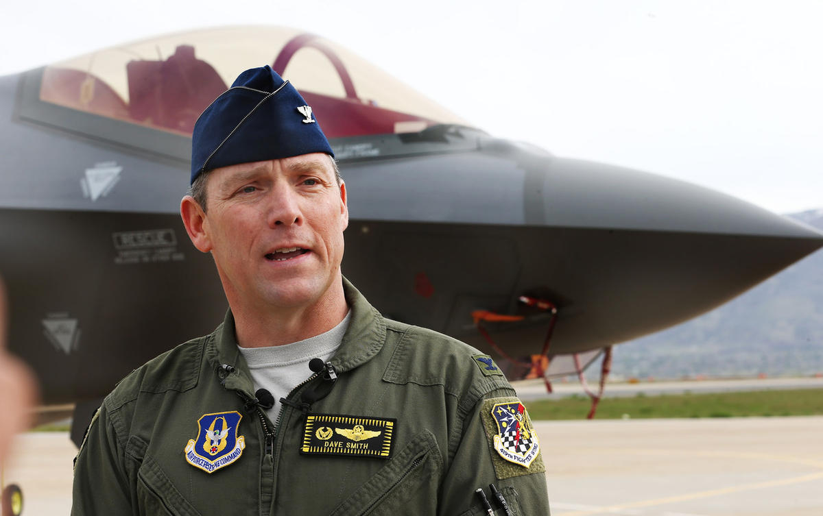 Hill Air Force Base deploys F-35s to Europe to train with