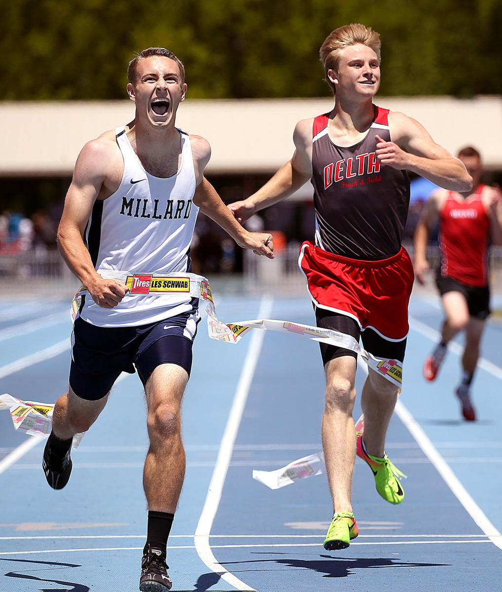 High school track: Final state tournament results - Deseret News