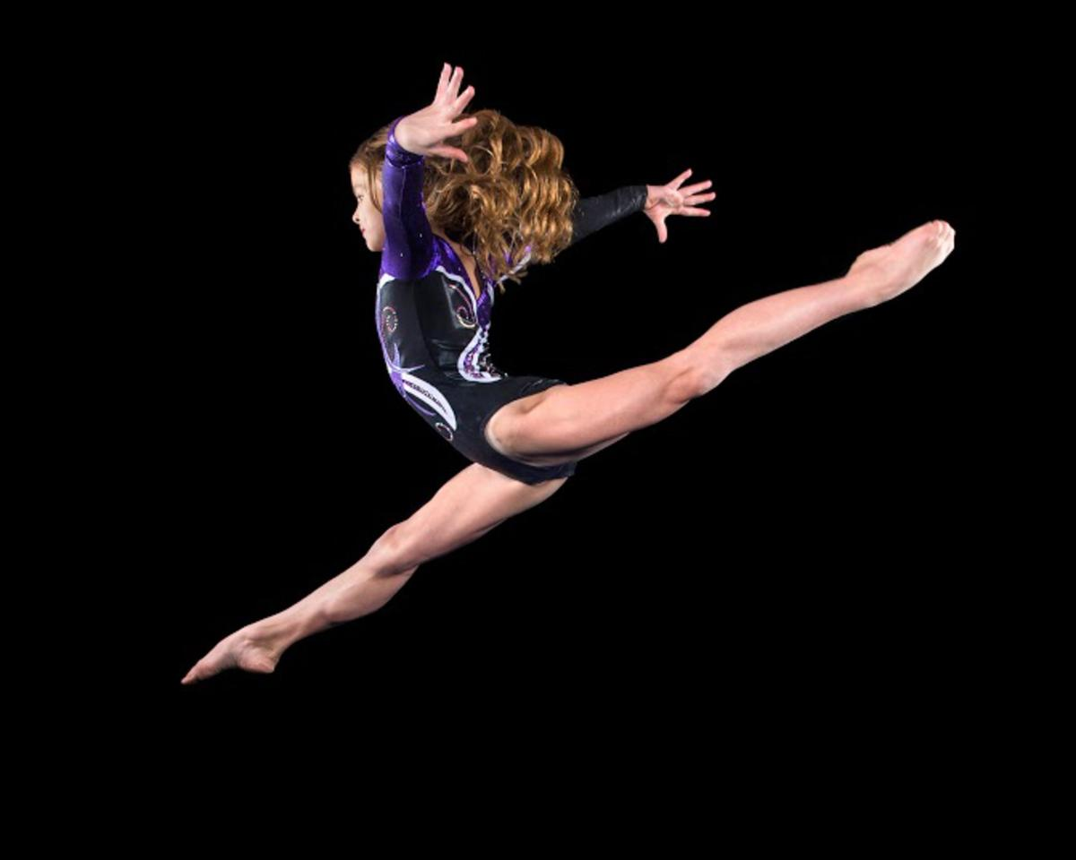 10-year-old LDS gymnast wins national award - Deseret News