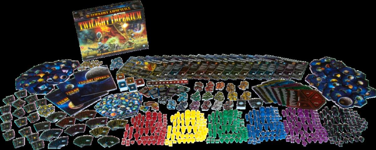 Game review: Twilight Imperium 4th edition is the best epic