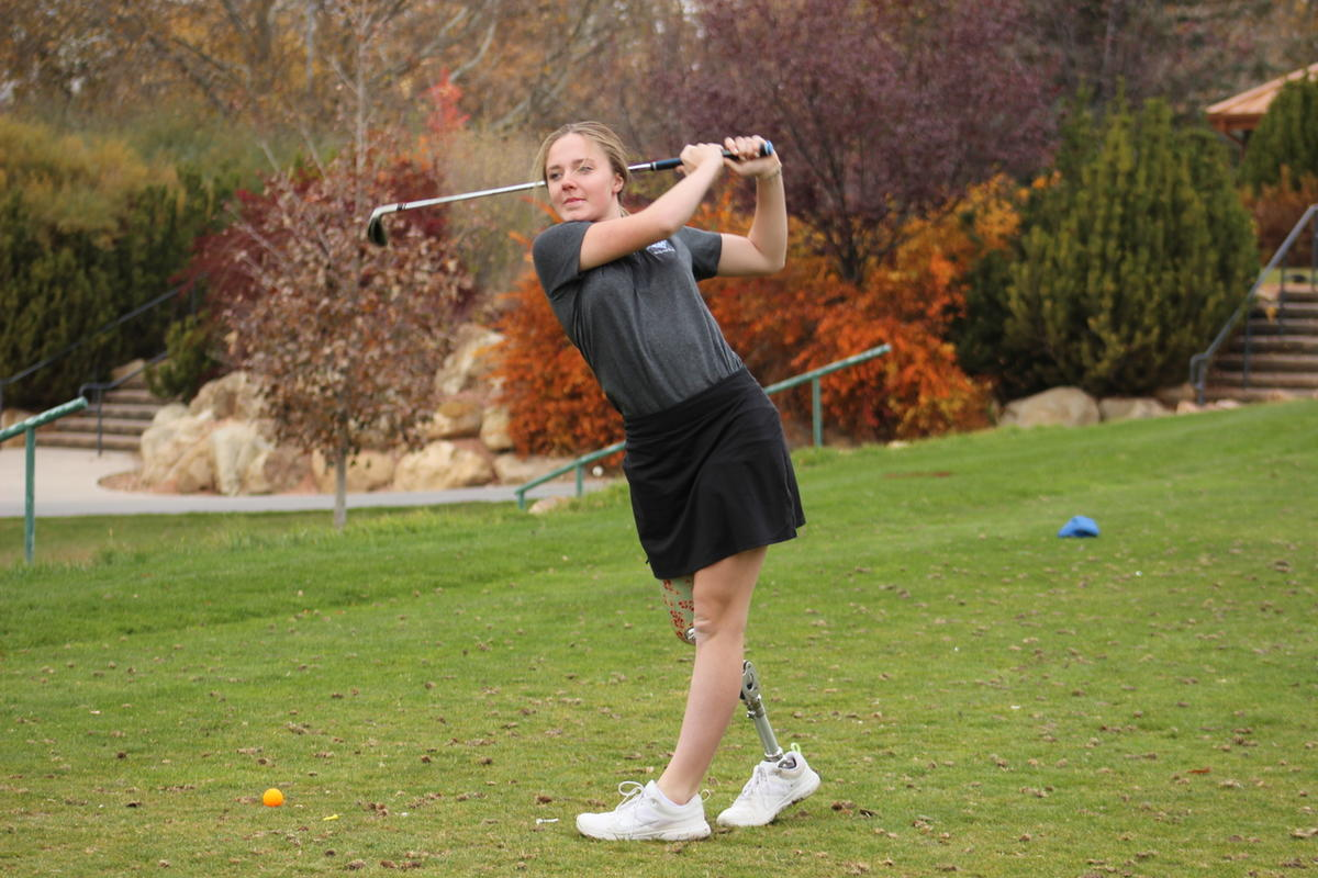Pleasant Grove 15 Year Old To Live Dream At Pga S Shriner Event In Las Vegas Deseret News