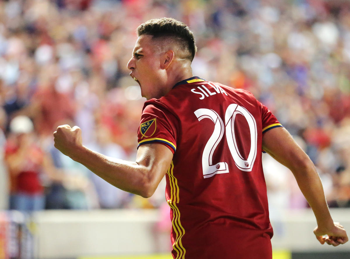 premium selection 8bd68 3c393 Real Salt Lake's Luis Silva is prepared to compete again in ...