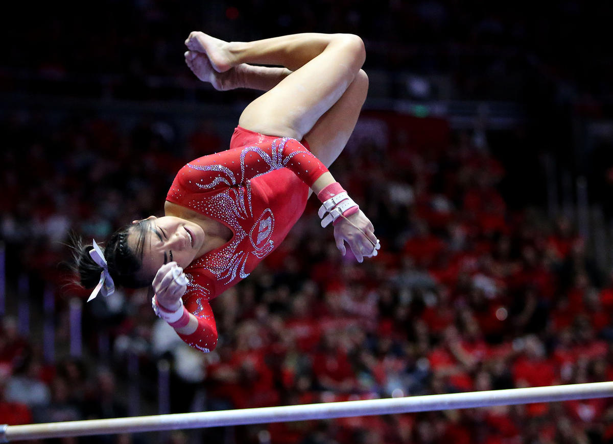Top 10 gymnast Kim Tessen's adopted homes — first Orem, now