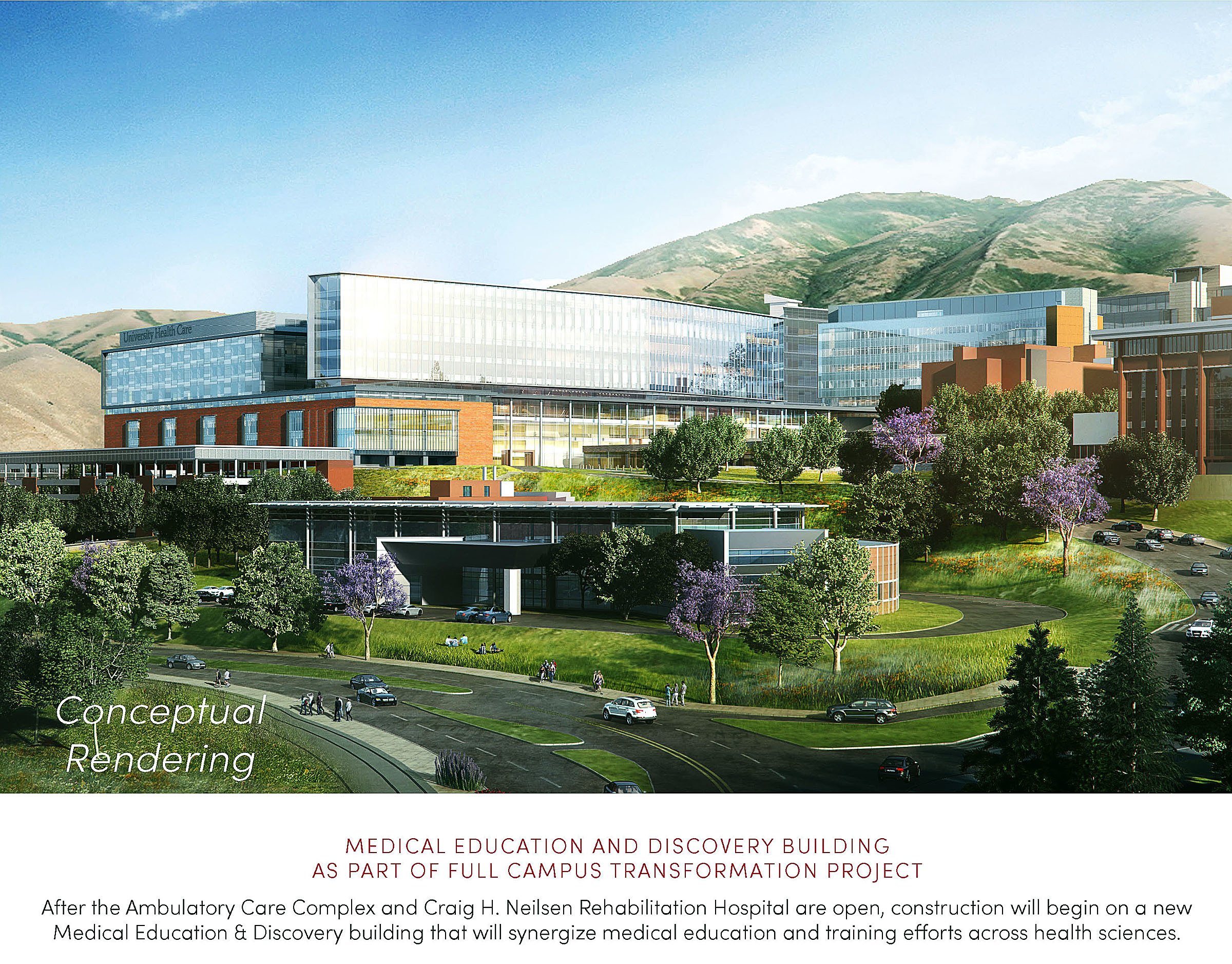 A team sport': Intermountain gives U  med school $15M for