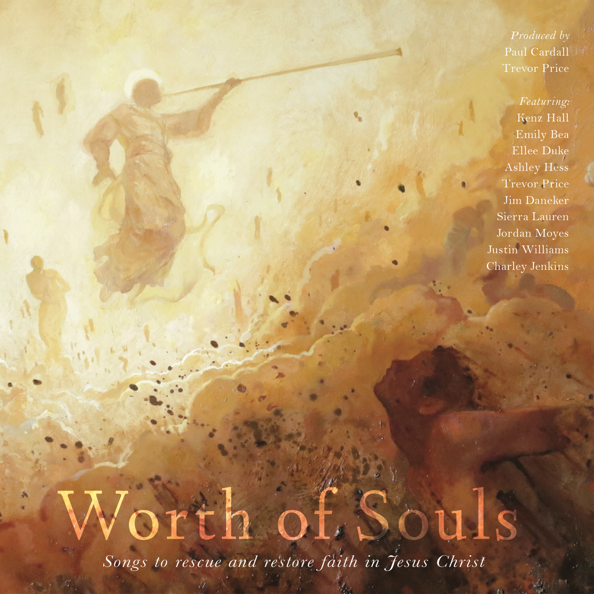 Christian artists come together for the 'Worth of Souls