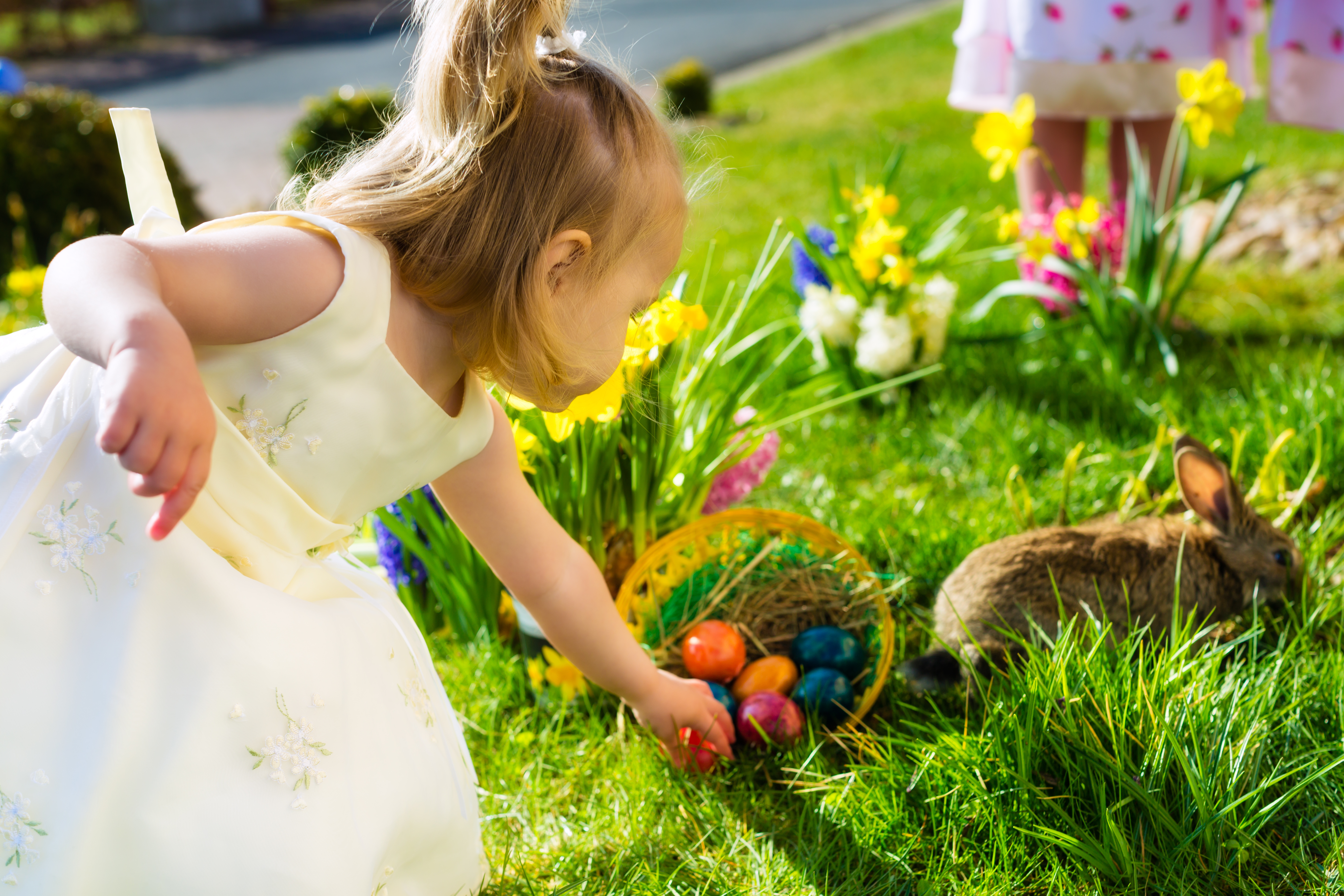 Think Easter's symbols are all pagan? Many are more