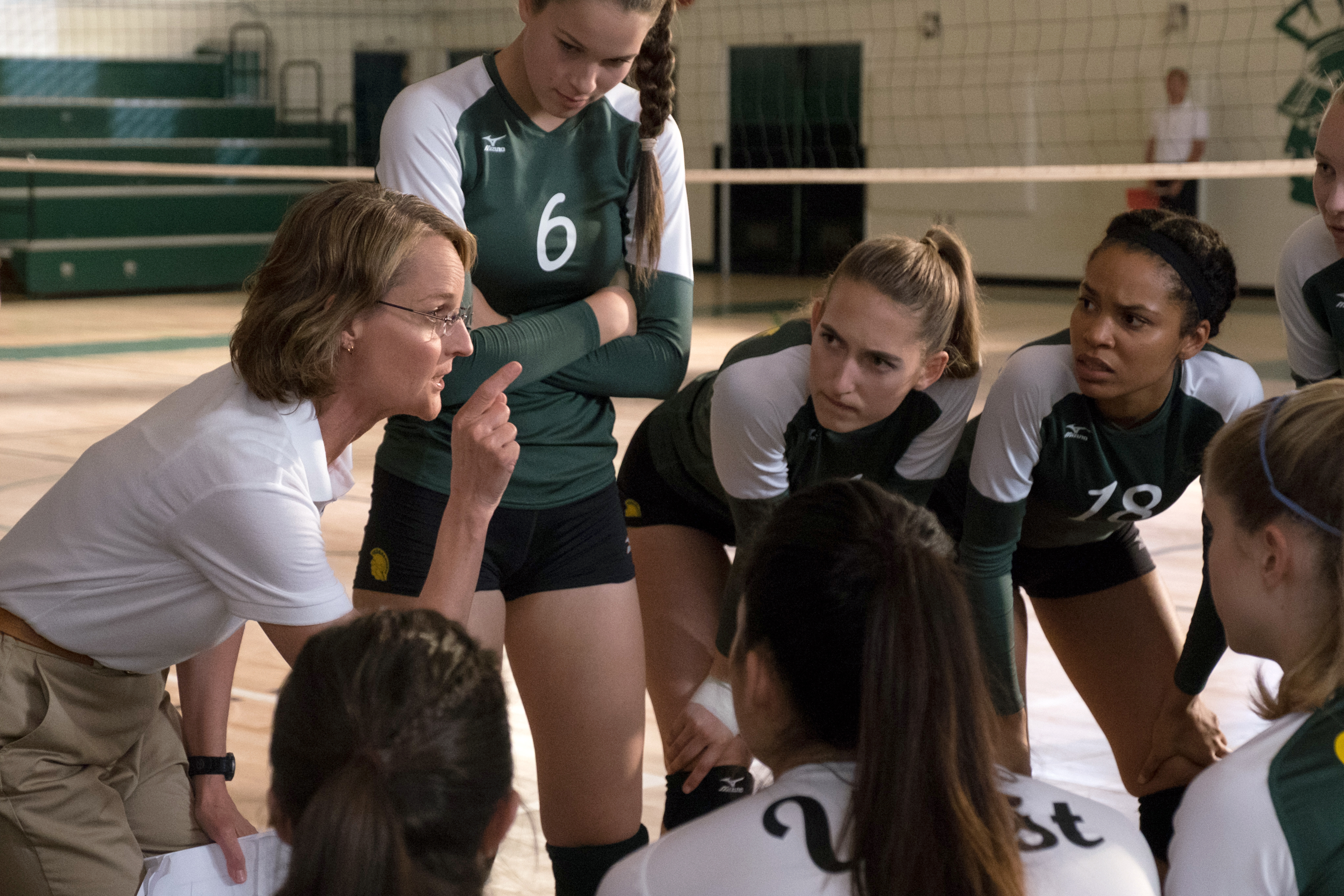 Movie review: Underdog sports tale 'Miracle Season' counters