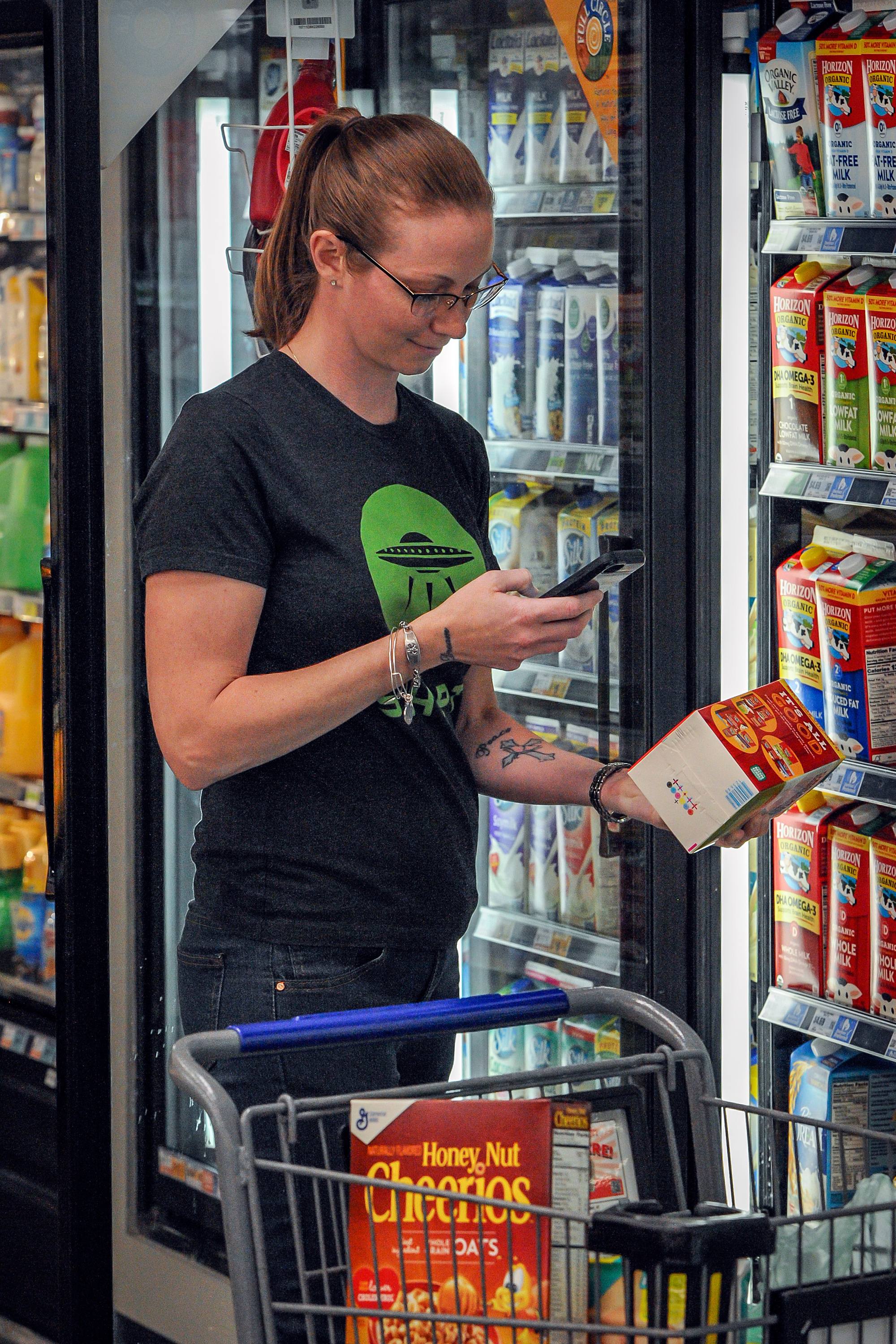 New gig economy service bringing groceries right to your