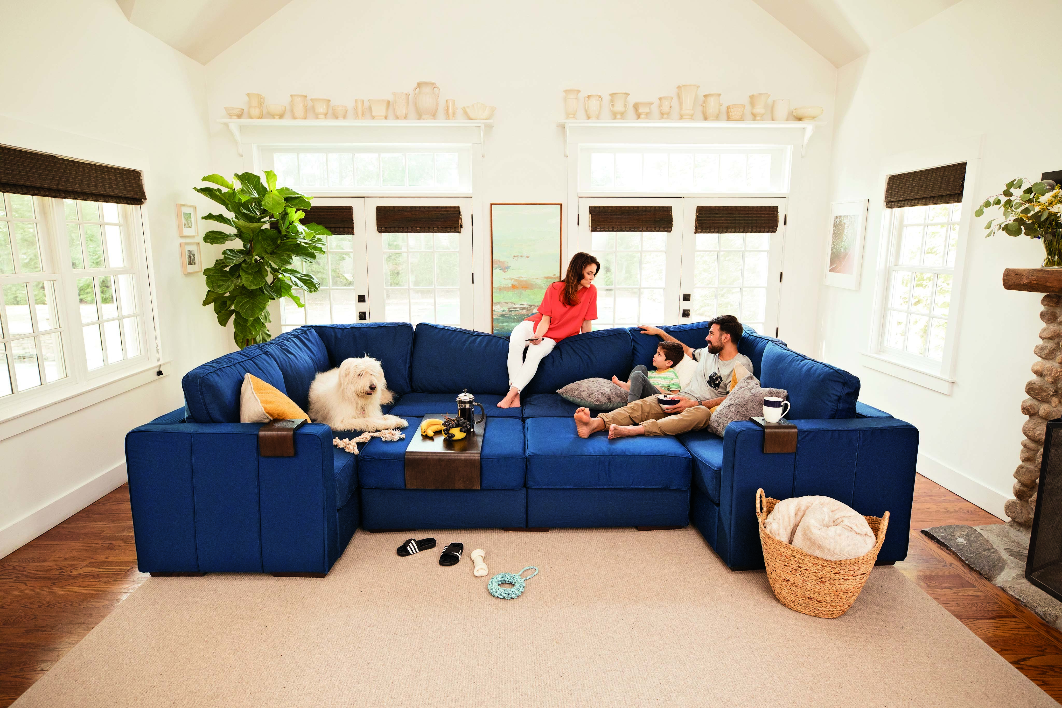 Investors show love for Lovesac in $56M IPO launch - Deseret