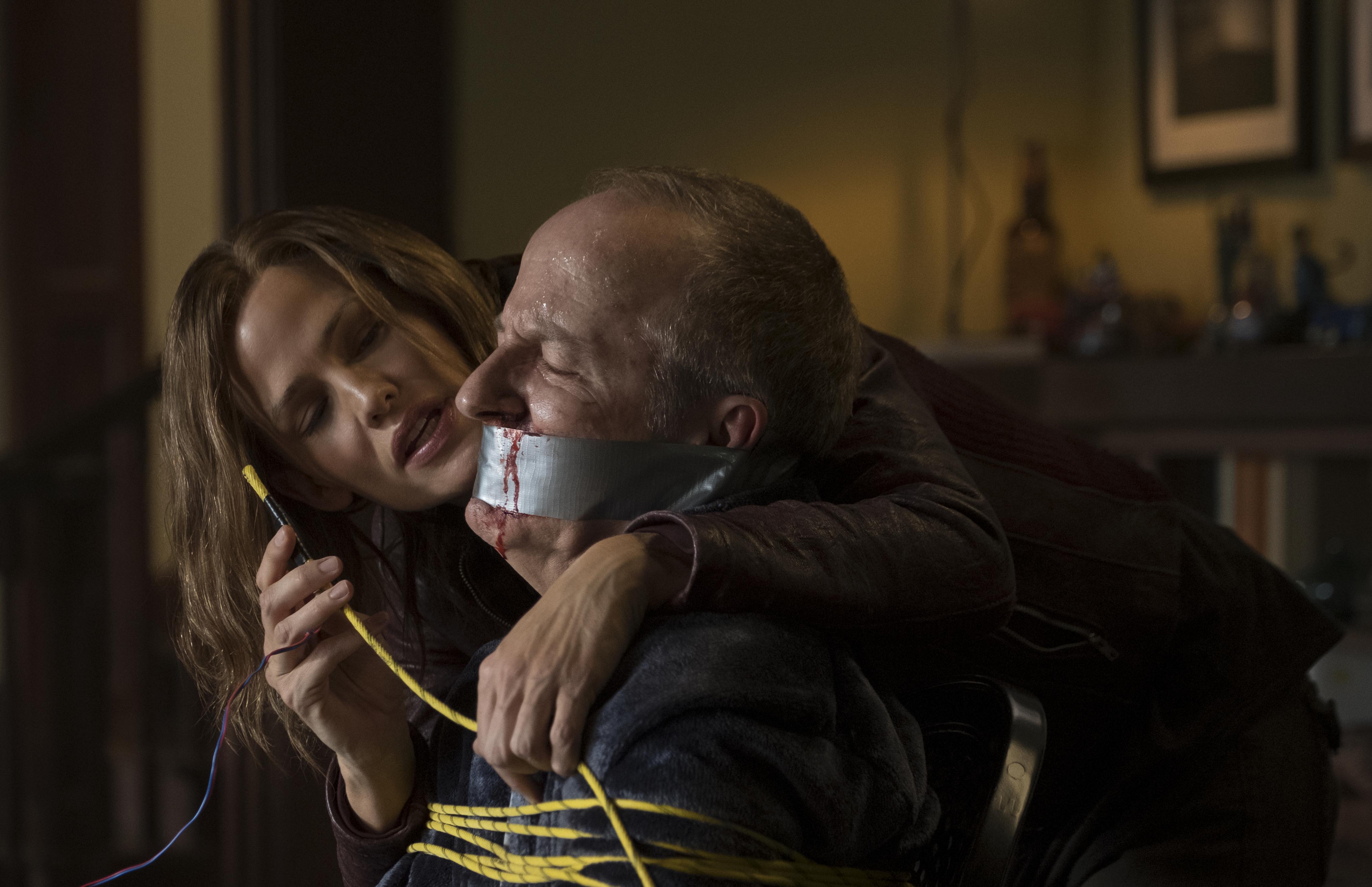 Movie review: Jennifer Garner should have gone more Liam