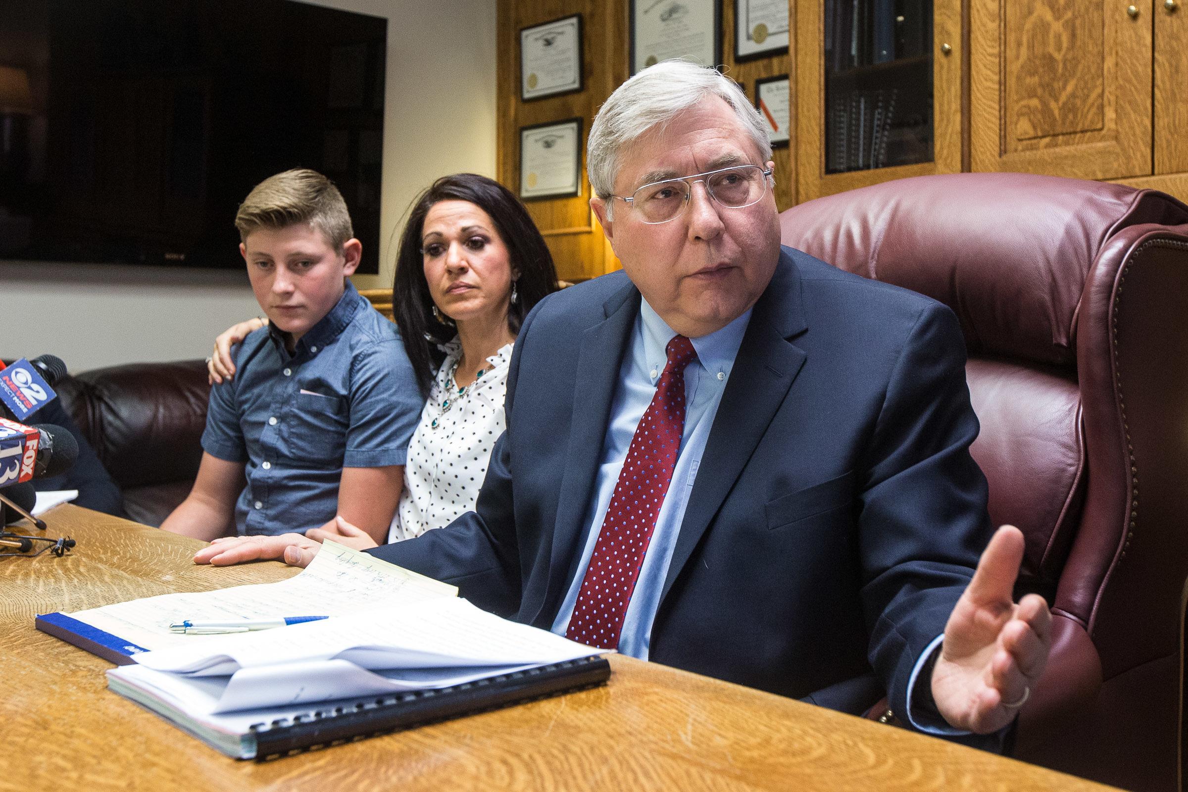 Student sues Utah school district in sexual abuse hazing