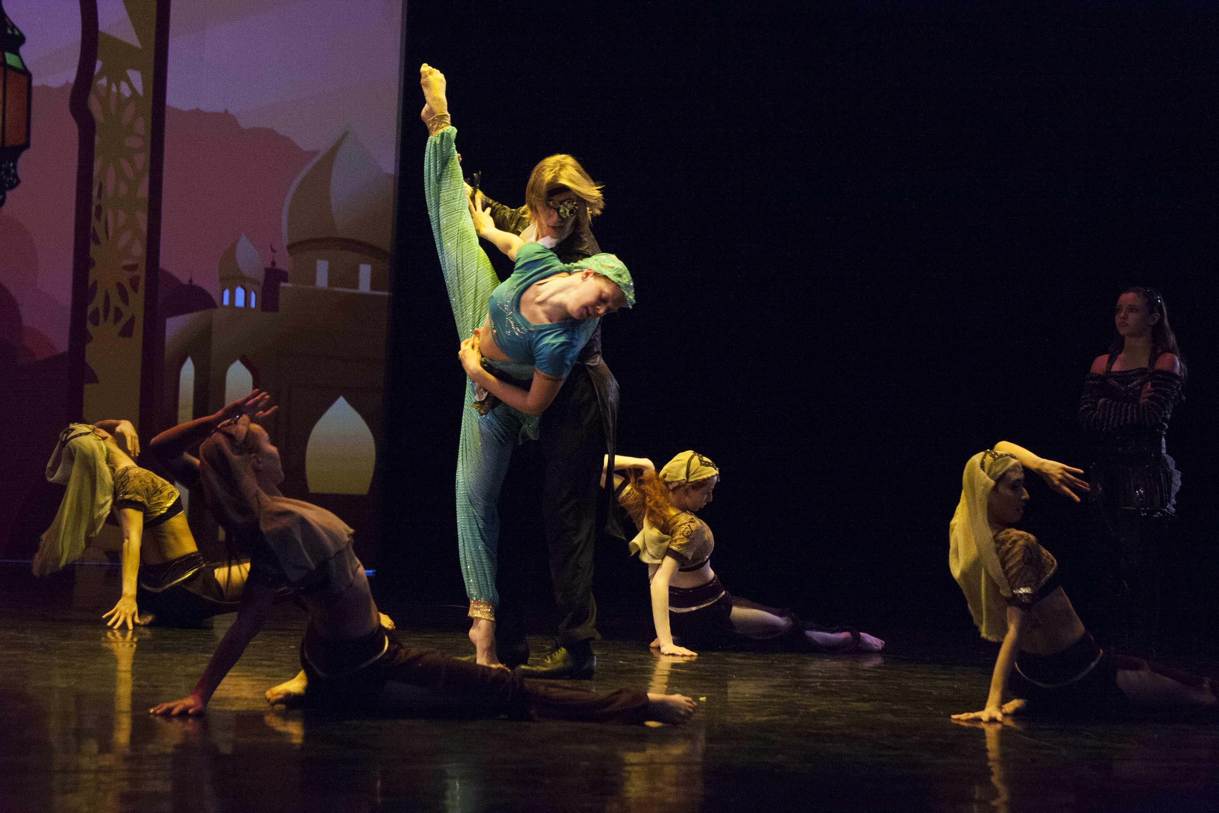 We have to 'be more thoughtful' — How the Odyssey Dance