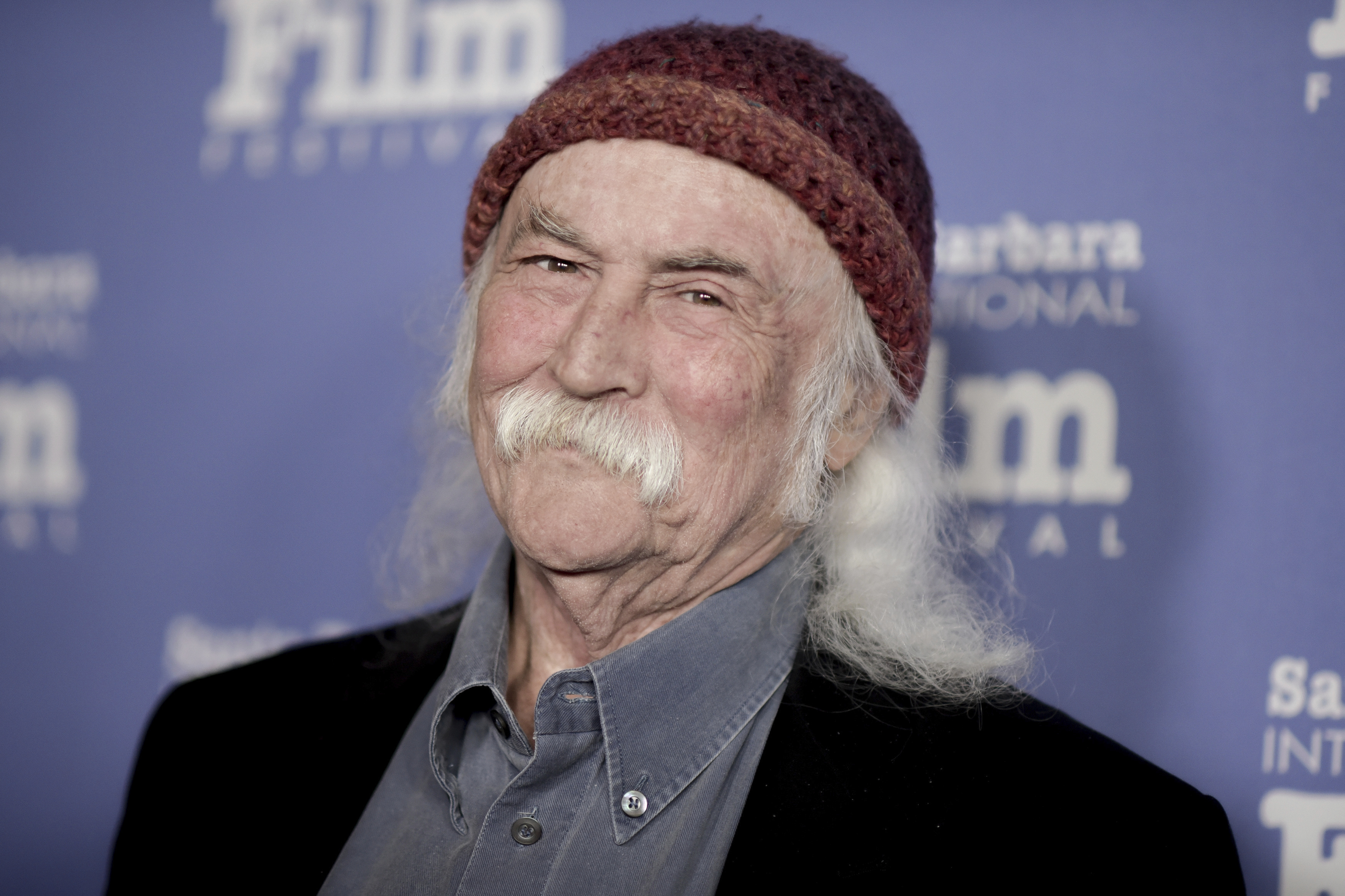 You get to see the whole guy, warts and all': David Crosby's