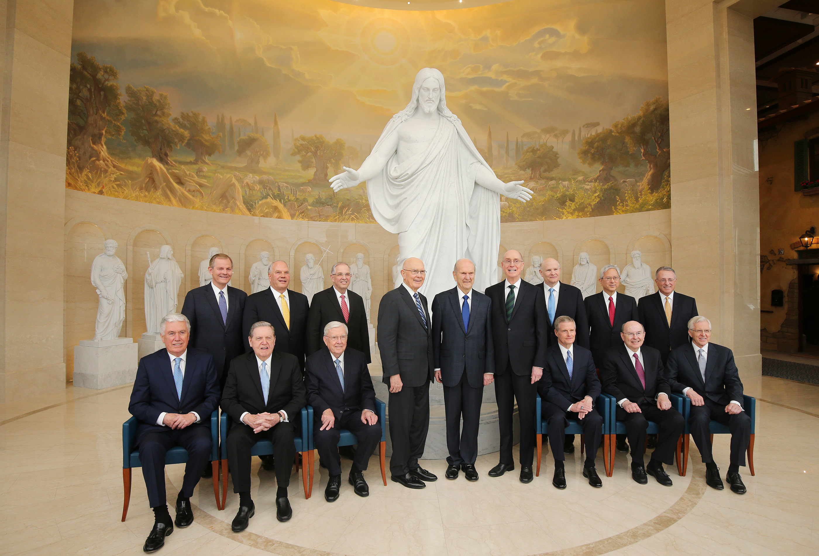 Rome Temple a 'hinge-point' in Latter-day Saint history