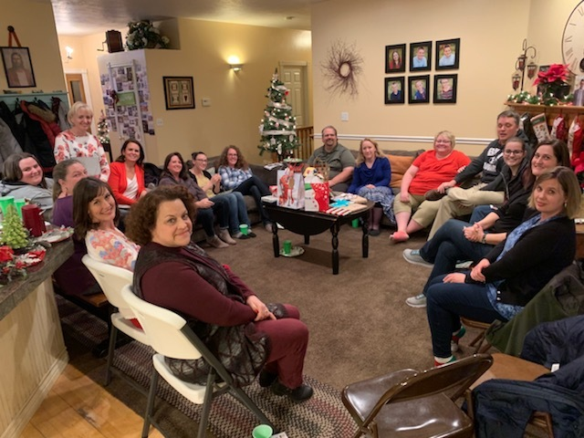 On the same page: This Layton book group knows there's no