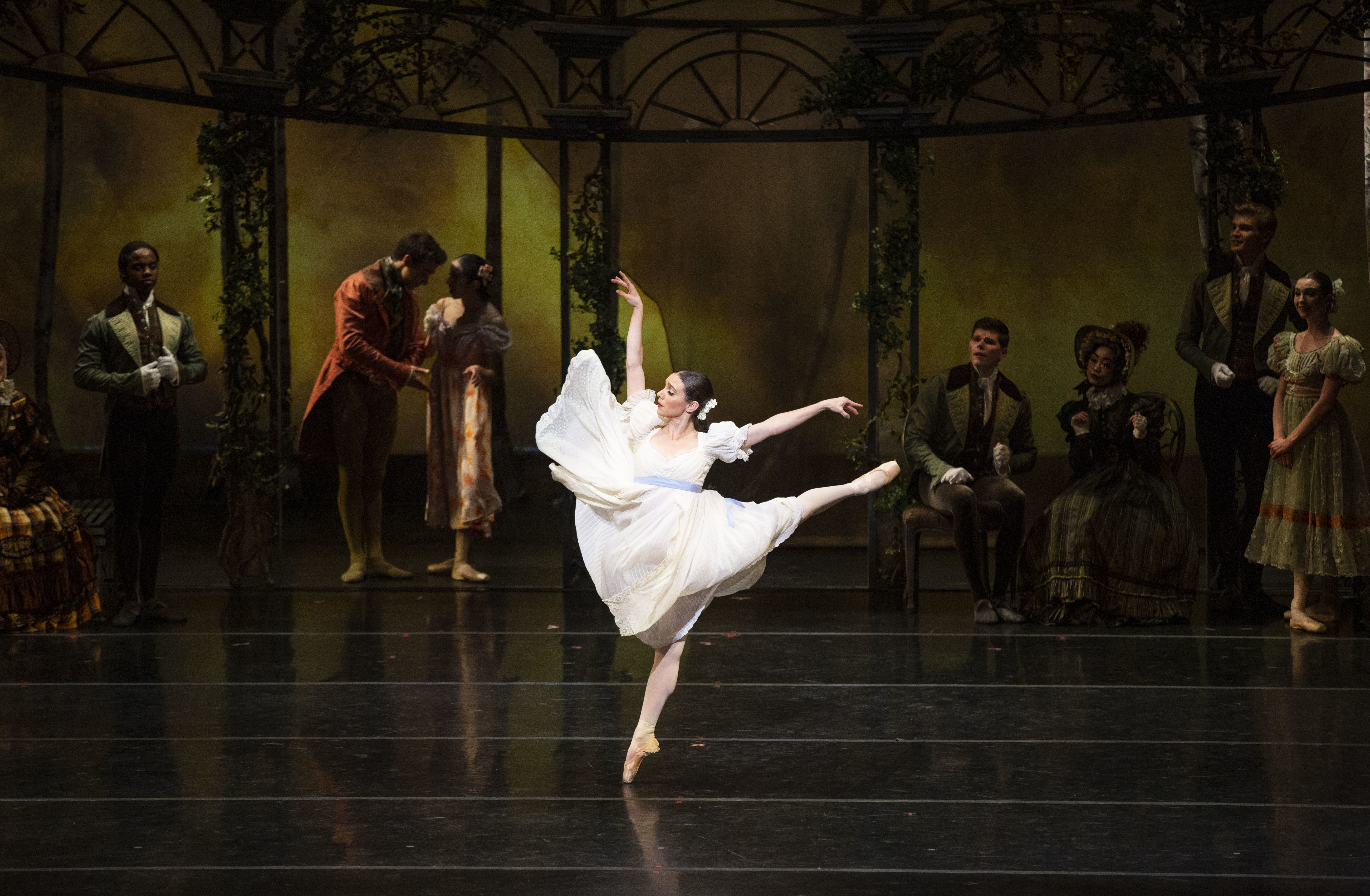 Dance review: Ballet West's 'Onegin' is a spicy cocktail of