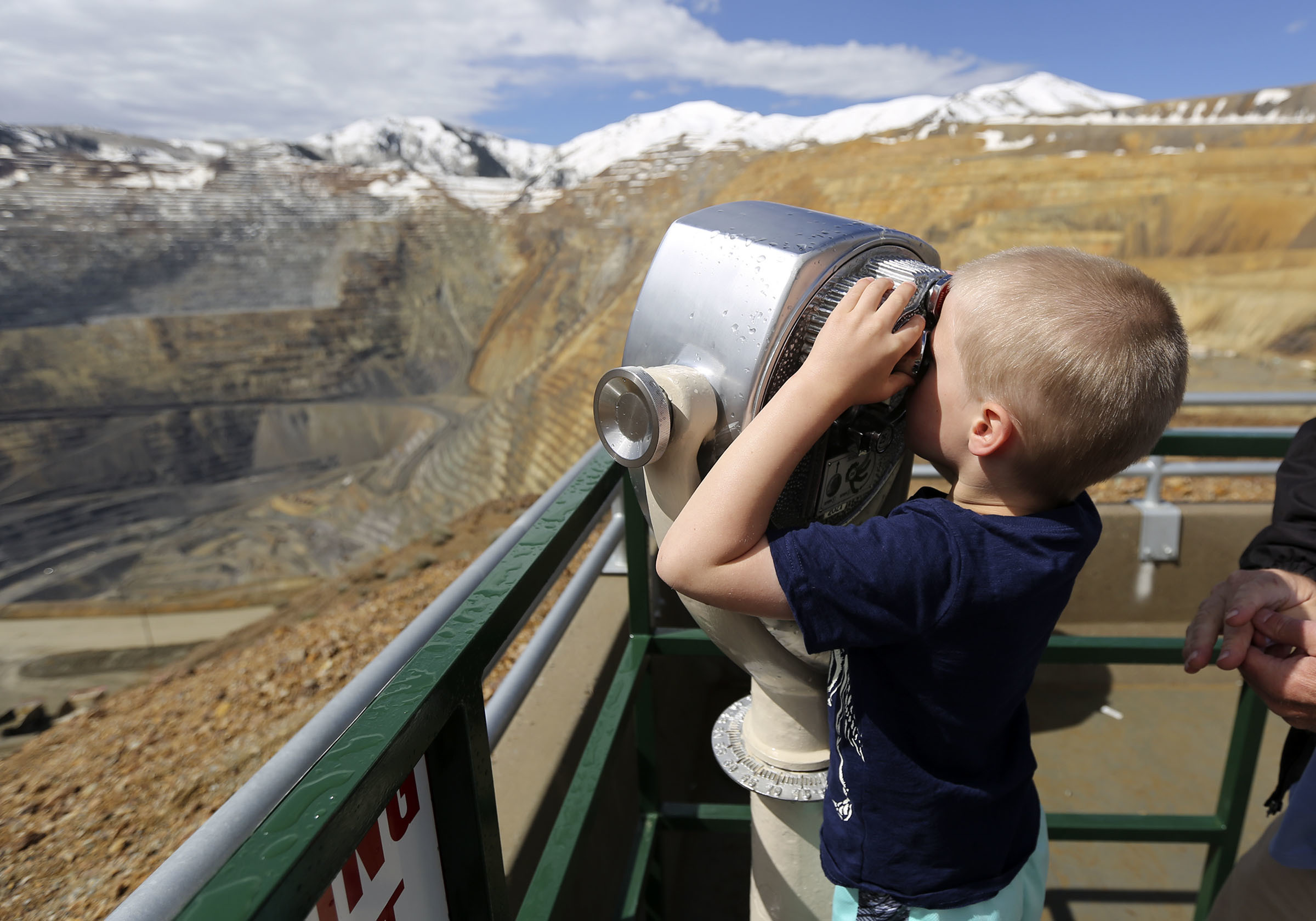 Rio Tinto Kennecott offers new visitor experience 6 years