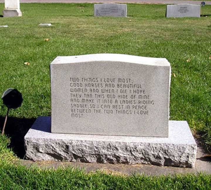 10 unique graves in Utah for Memorial Day - Deseret News