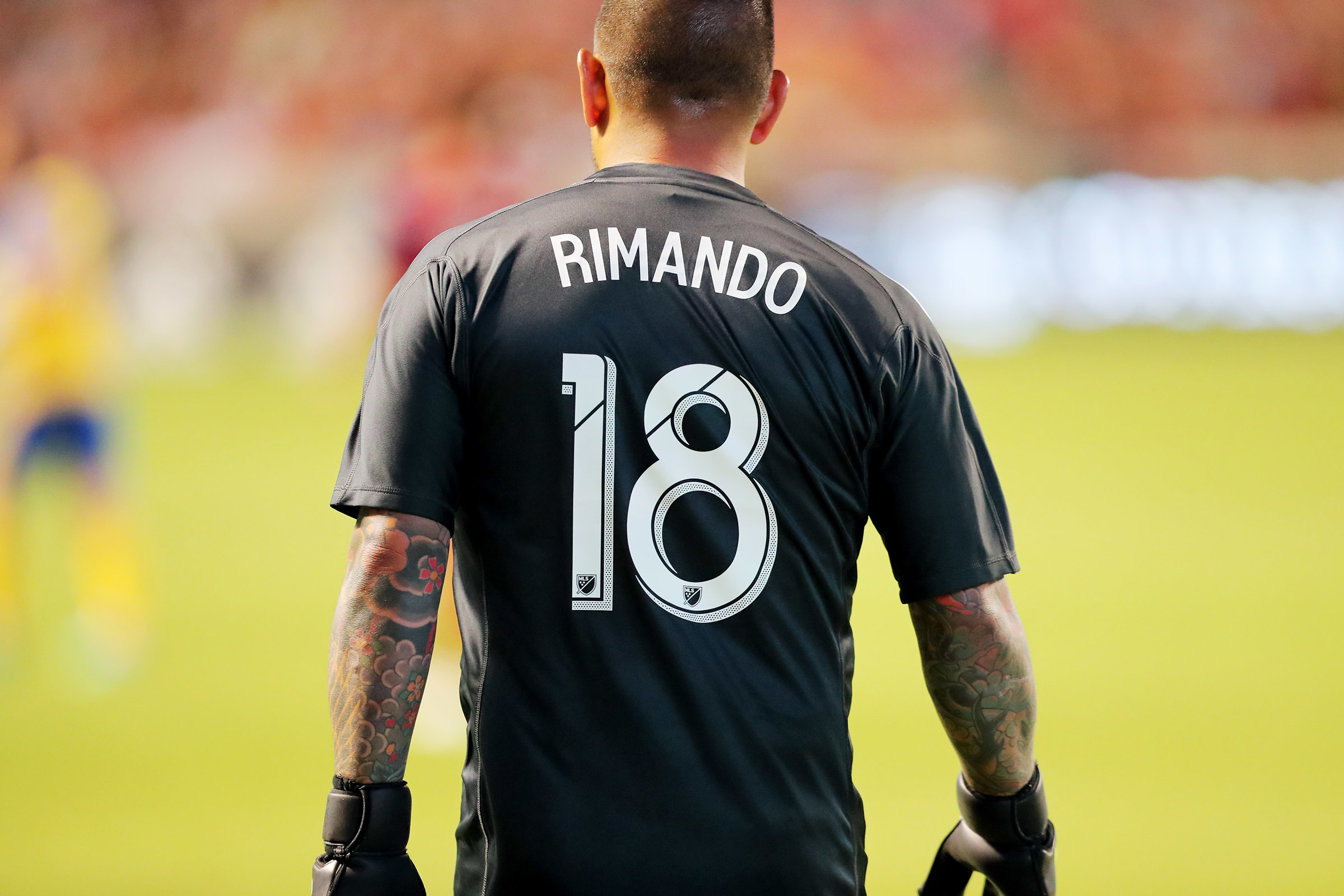 buy online b616c 8d09d Nick Rimando honored, humbled by MLS All-Star selection in ...