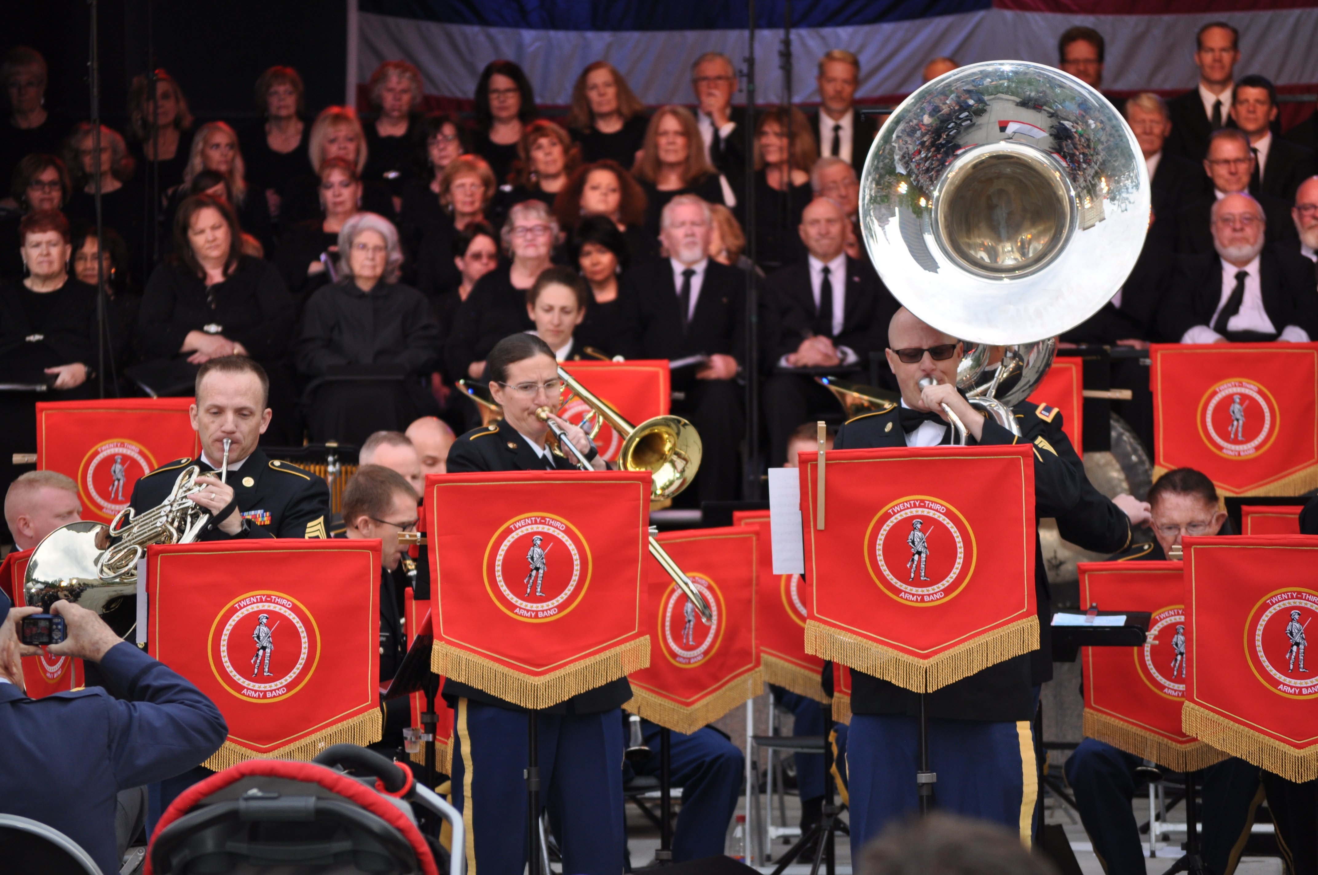 Utah's 23rd Army Band wants you — to see their concerts