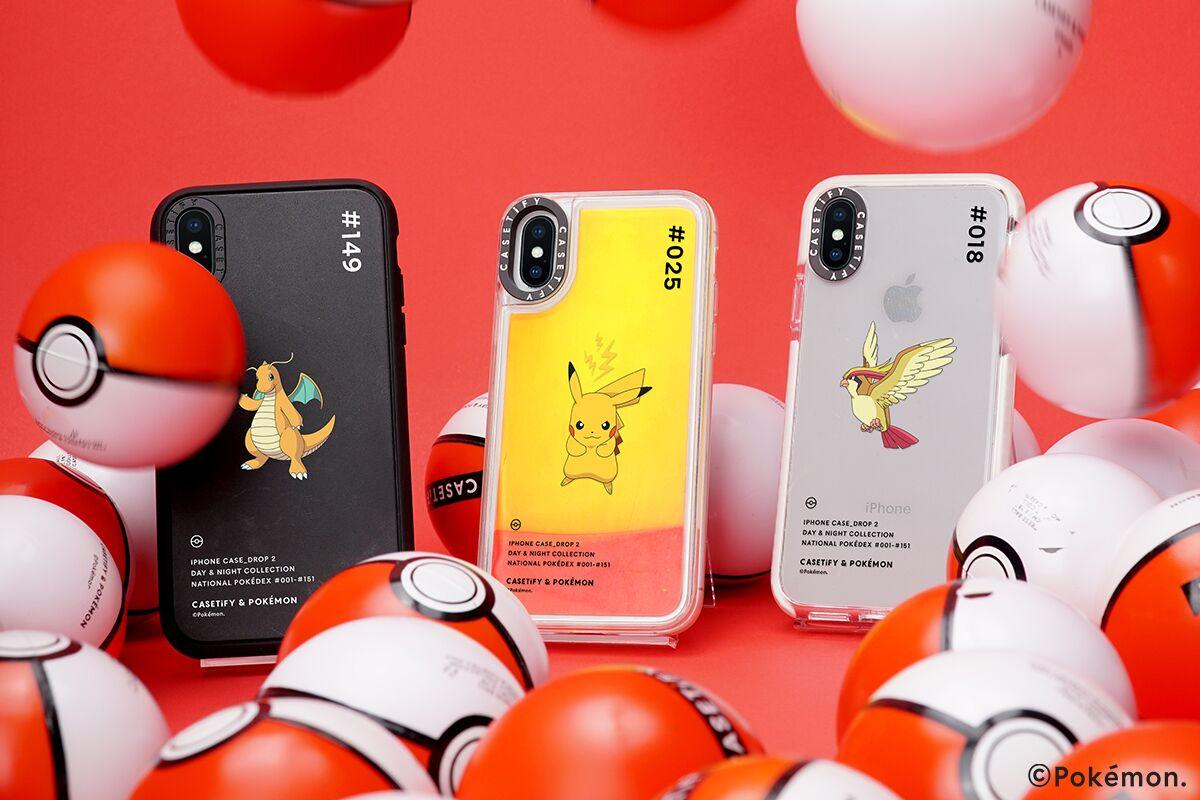 new concept ca521 ea2b1 All 151 original Pokémon get phone case designs in Casetify second ...