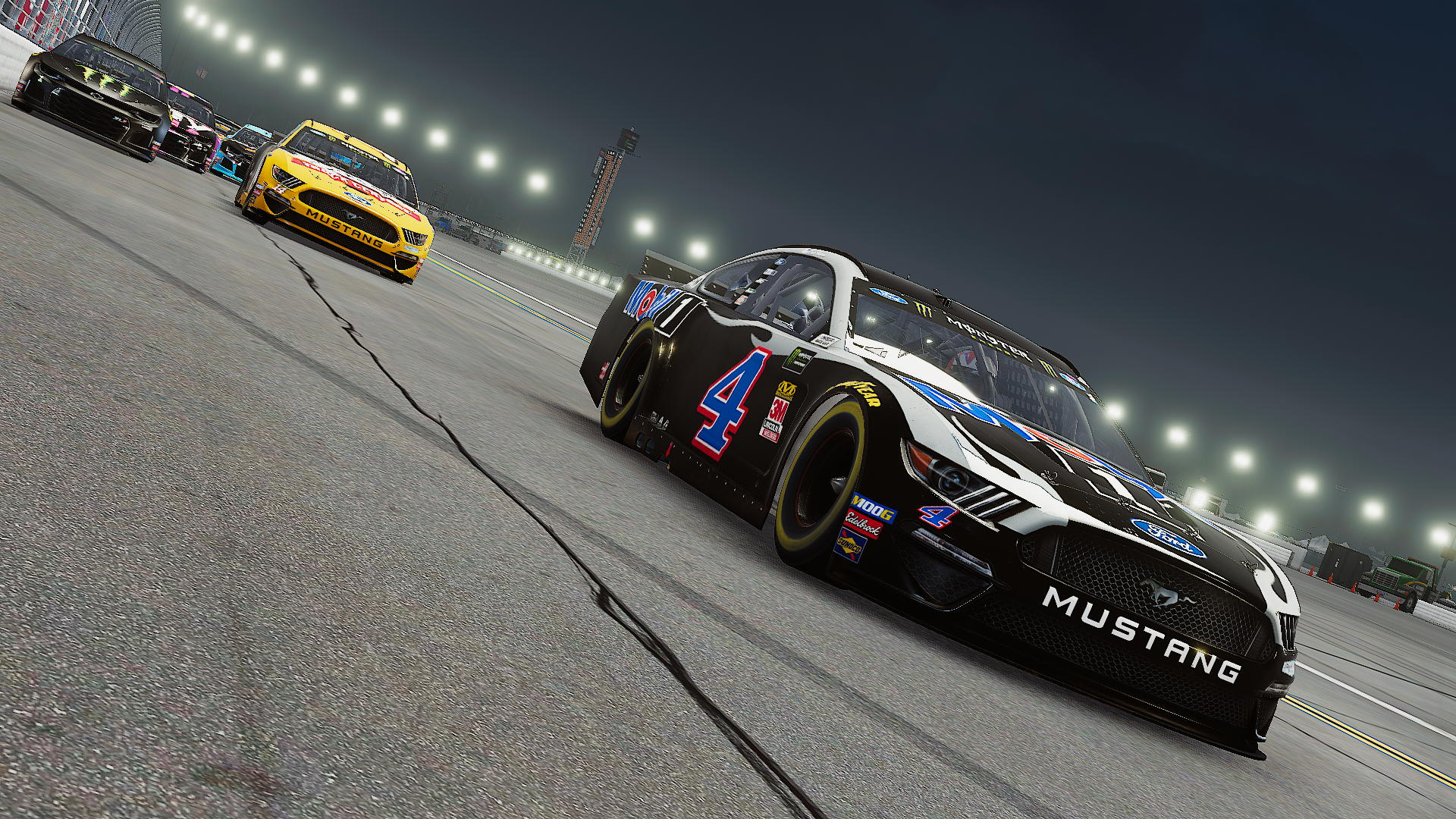 NASCAR Heat 4 returns to answer more fans' requests in