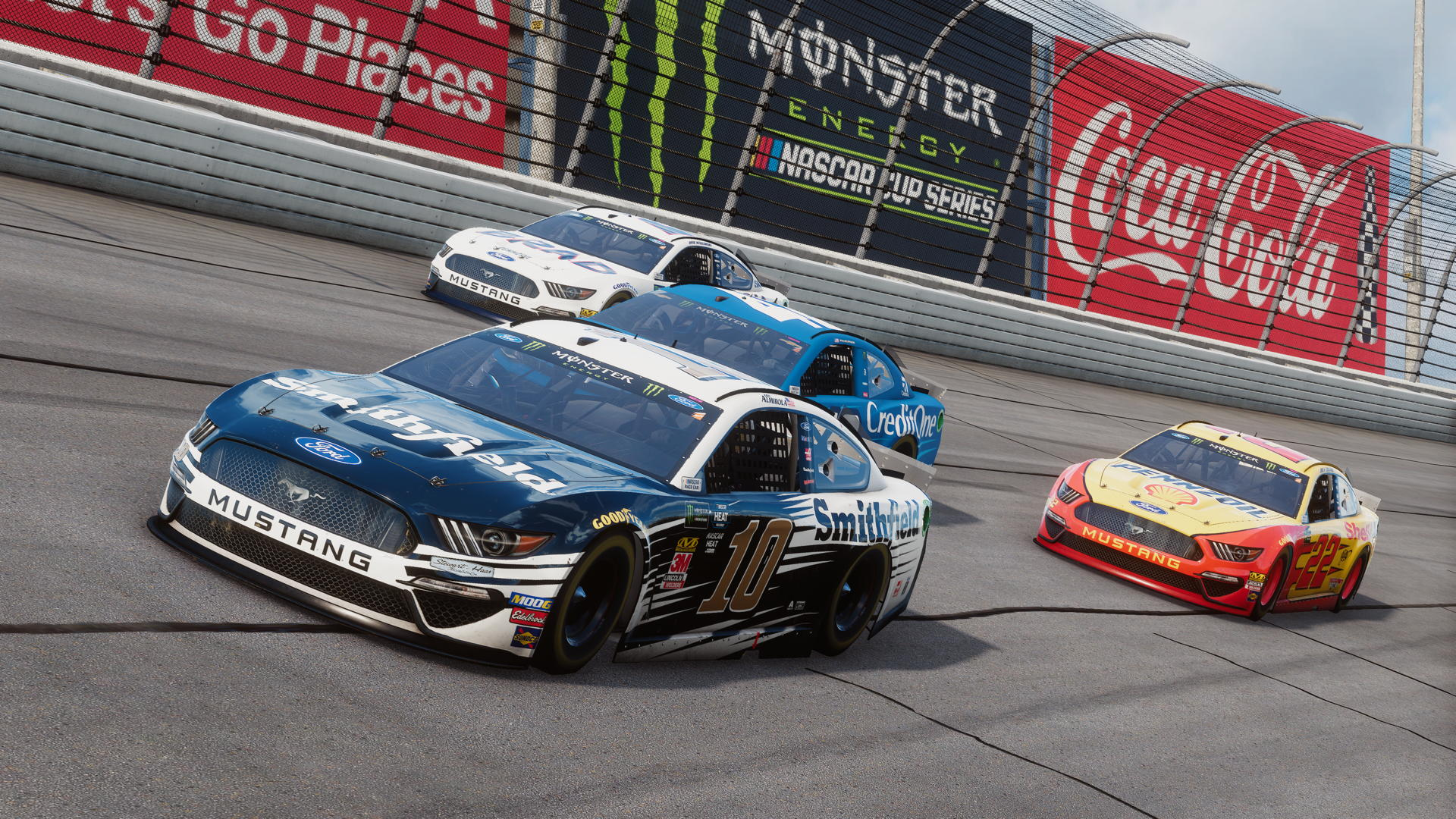 NASCAR Heat 4 returns to answer more fans' requests in September