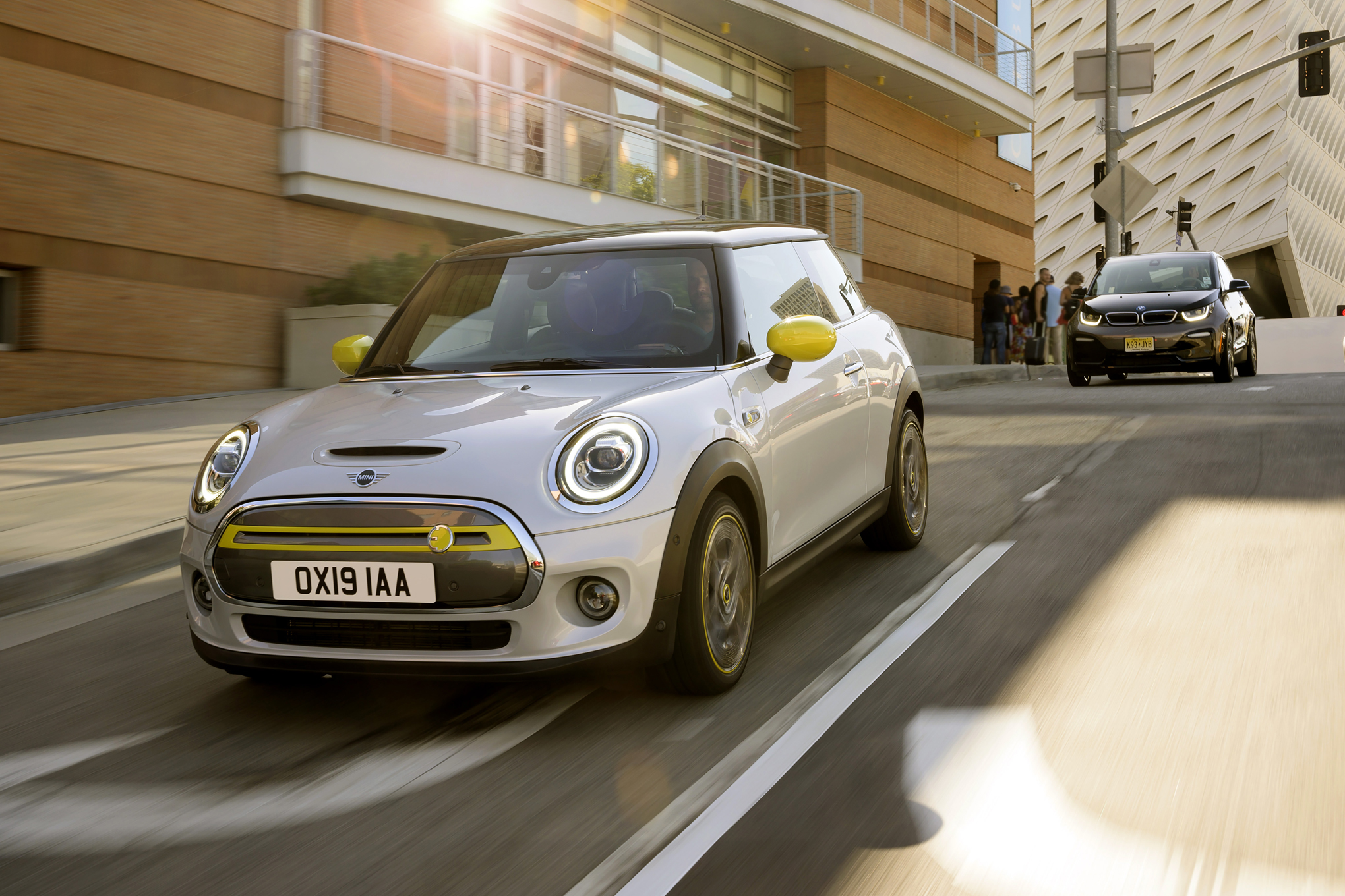 The first electric Mini helps explain why BMW's CEO just quit - The