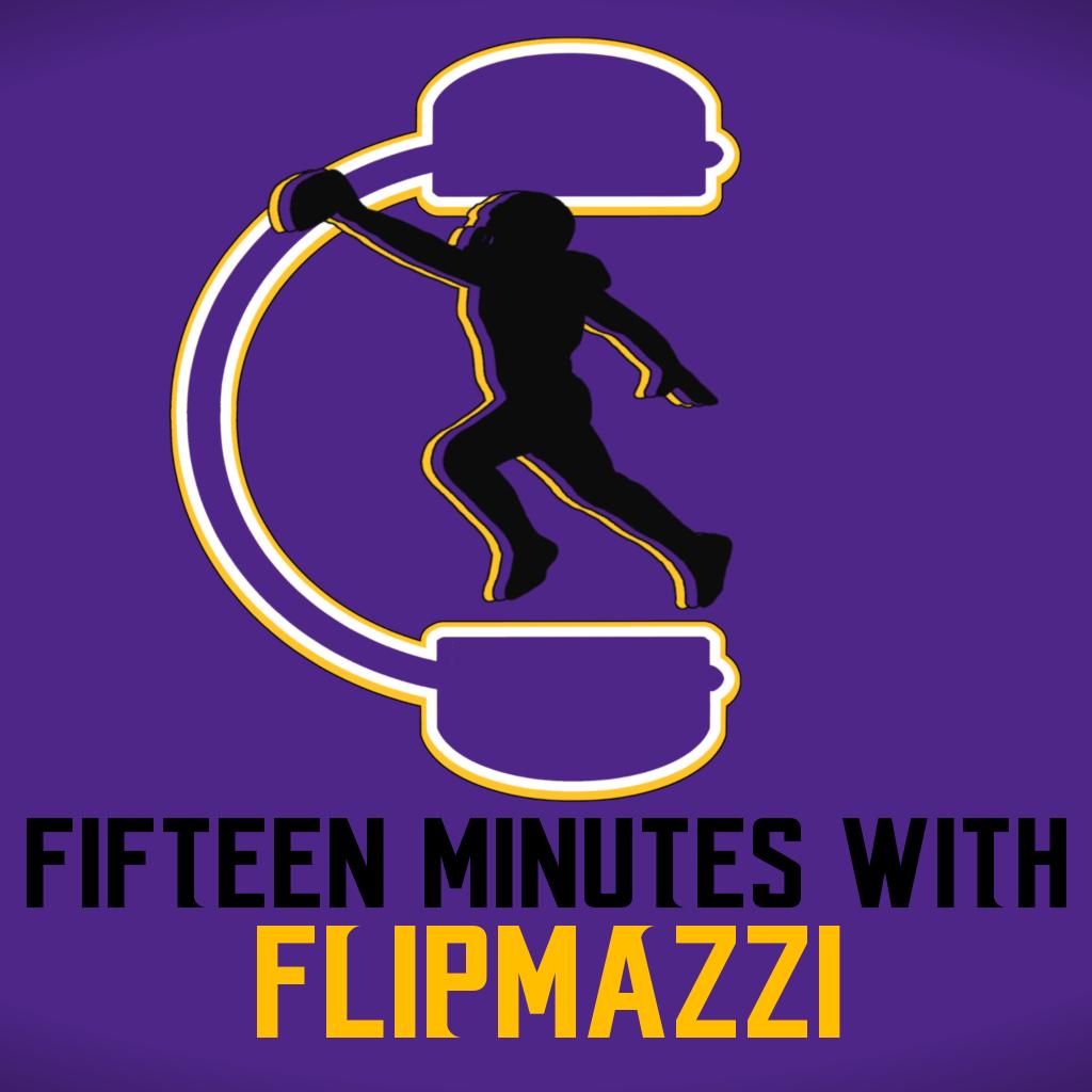 Fifteen Minutes with Flipmazzi
