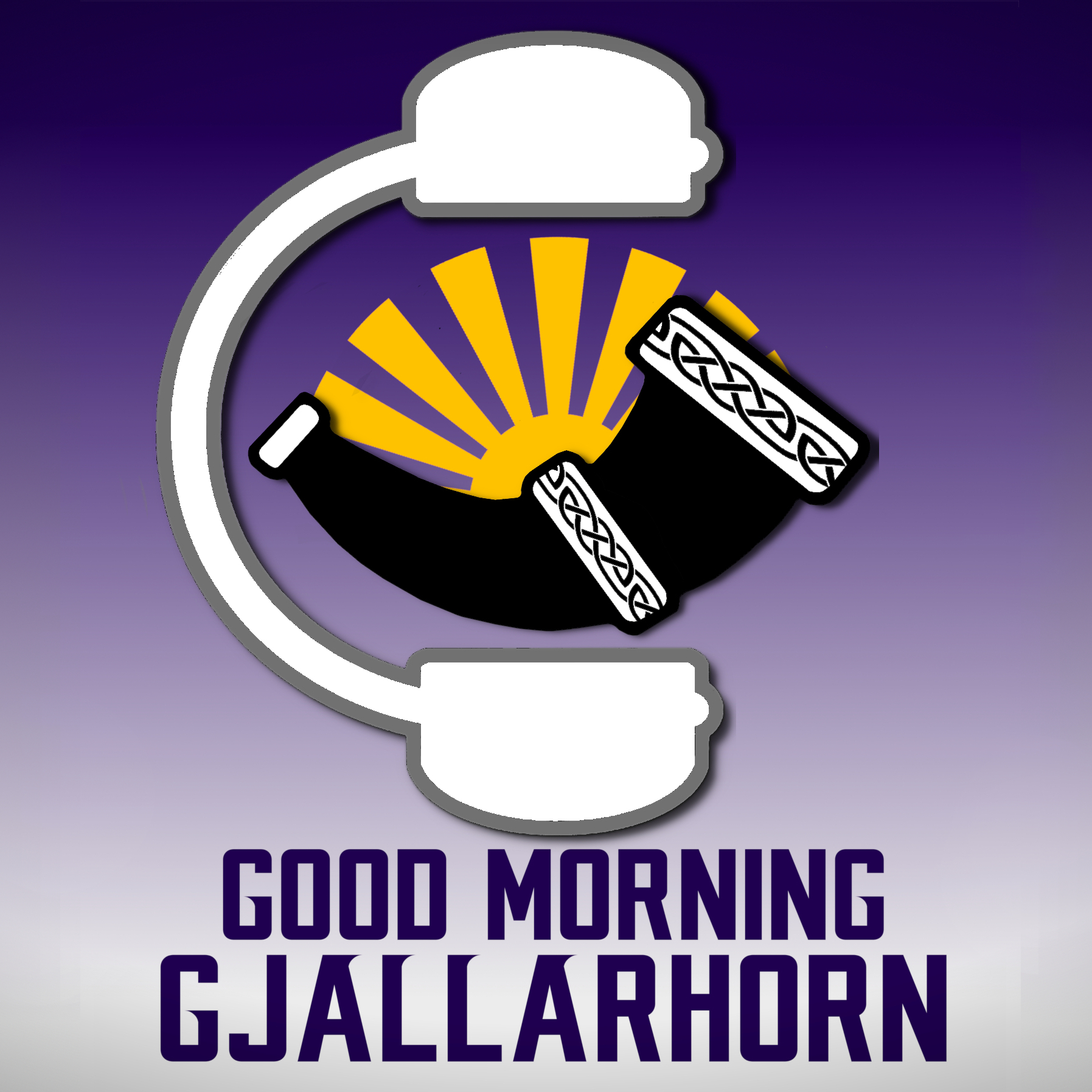 Good Morning Gjallarhorn