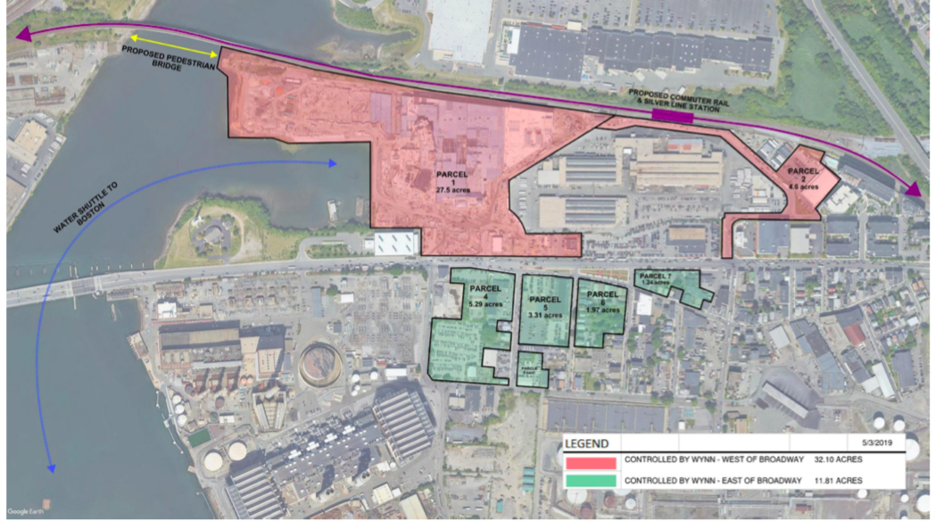 Encore Boston Harbor continues to bring potential for change in Everett