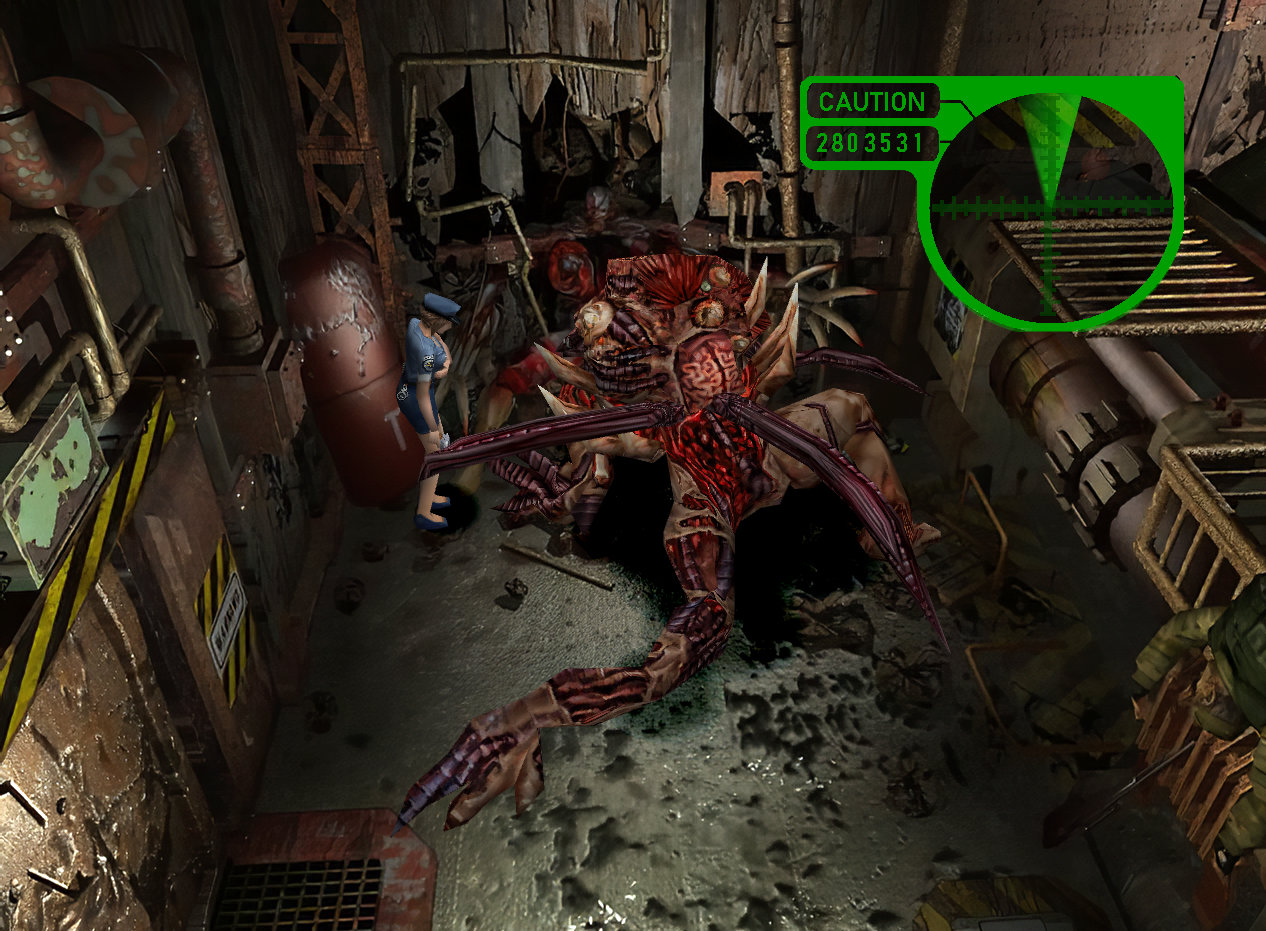 Resident Evil 3 'remastered' with fan-made HD upgrade - Polygon -