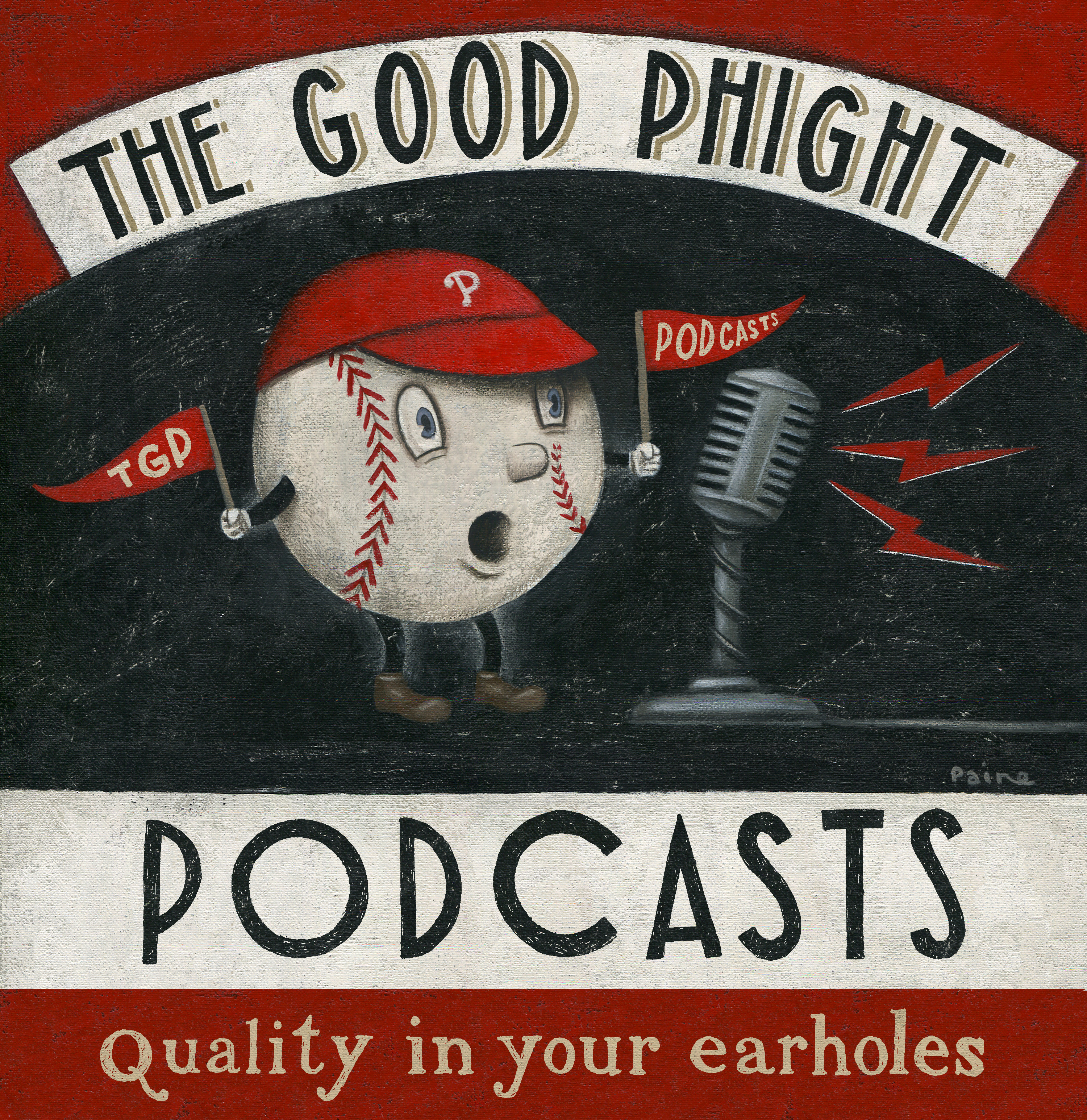 The Good Phight Podcasts