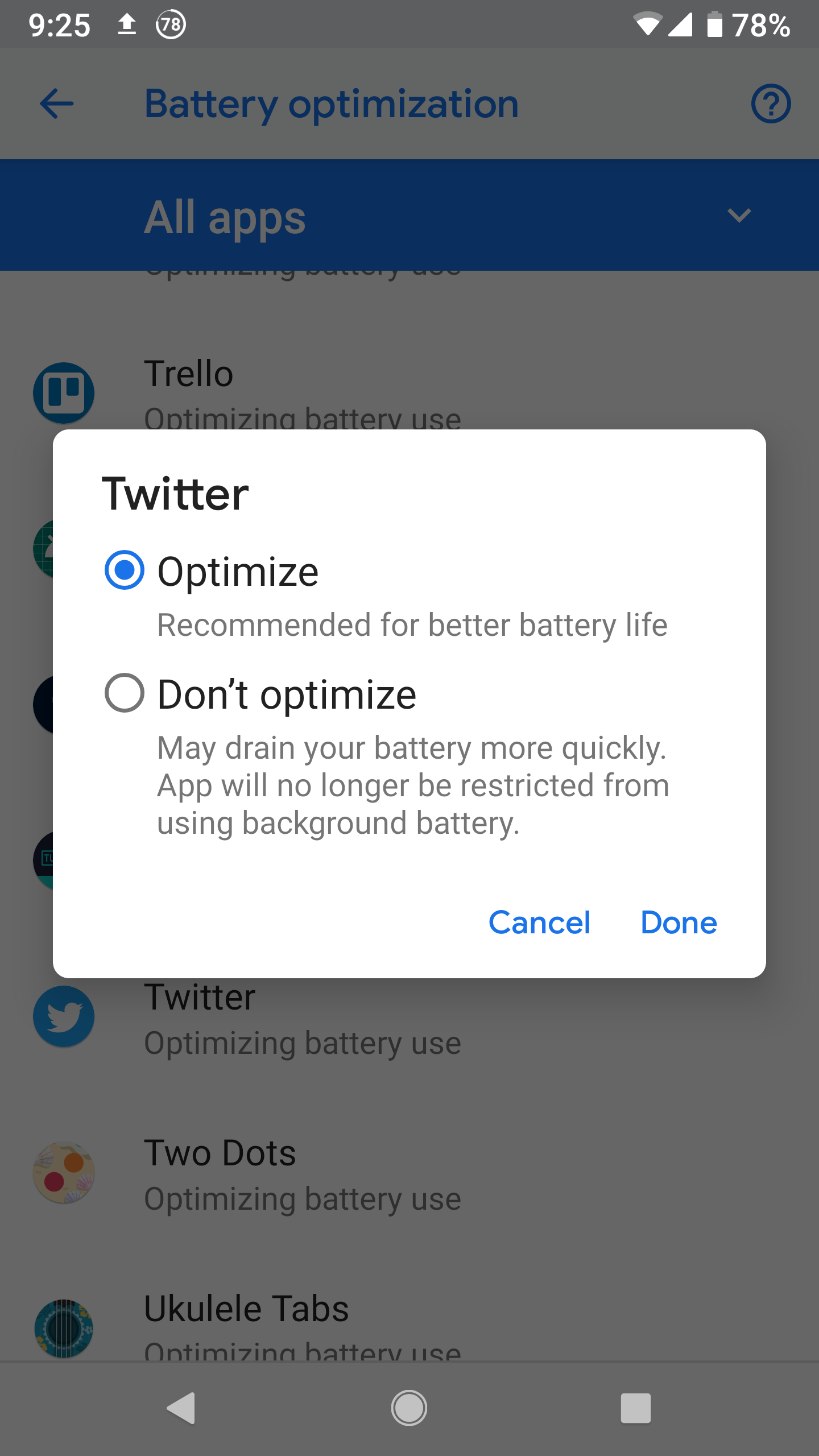 Handy tips on how to monitor and save battery life on your