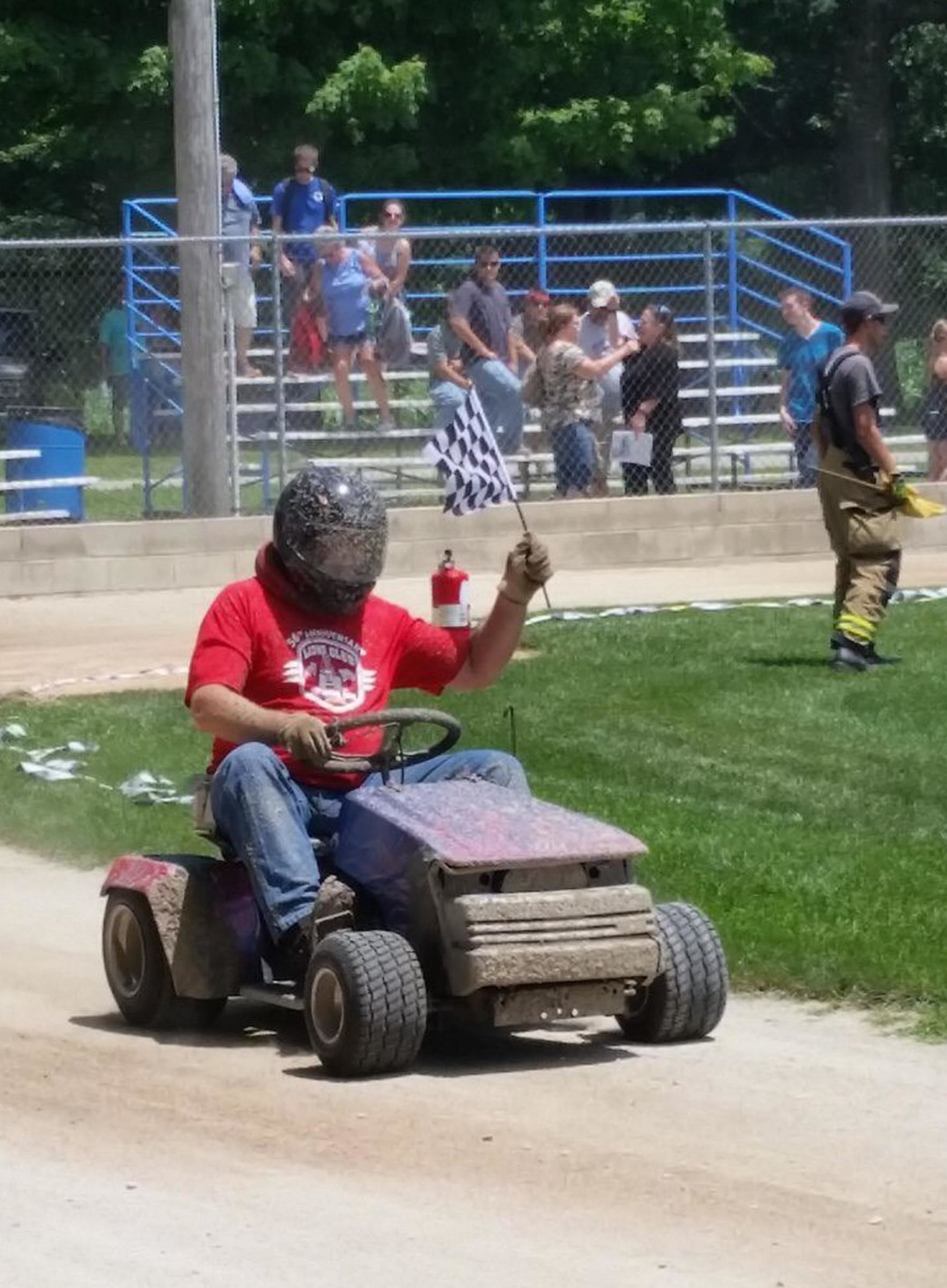 Of Mowers and Men: In Twelve Mile, Indiana, the Fourth of