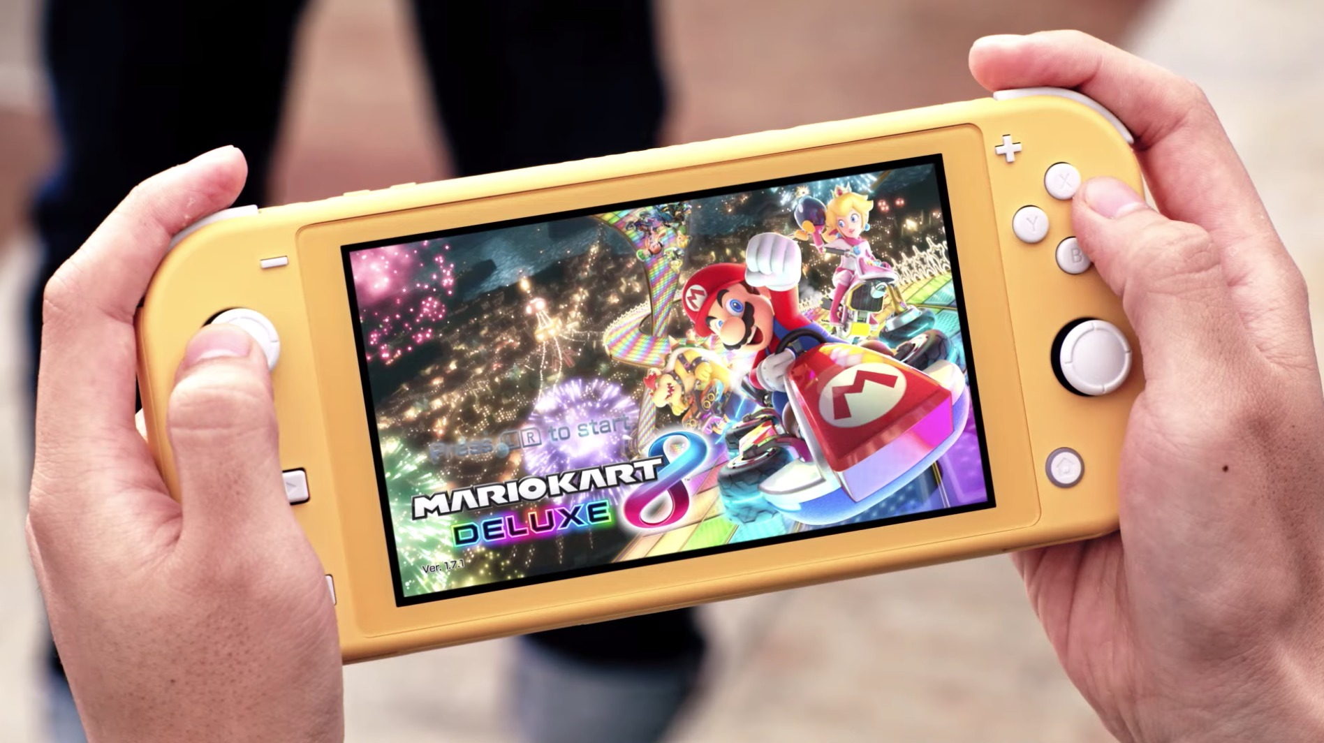 Nintendo announces a new Nintendo Switch Lite  Here's what's