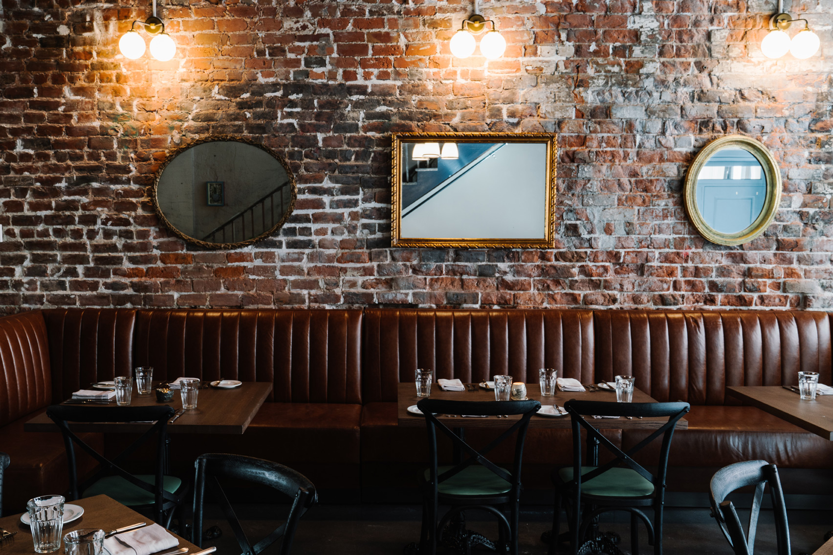 How Couvant Went From Former Bitters Factory to Sleek French Brasserie