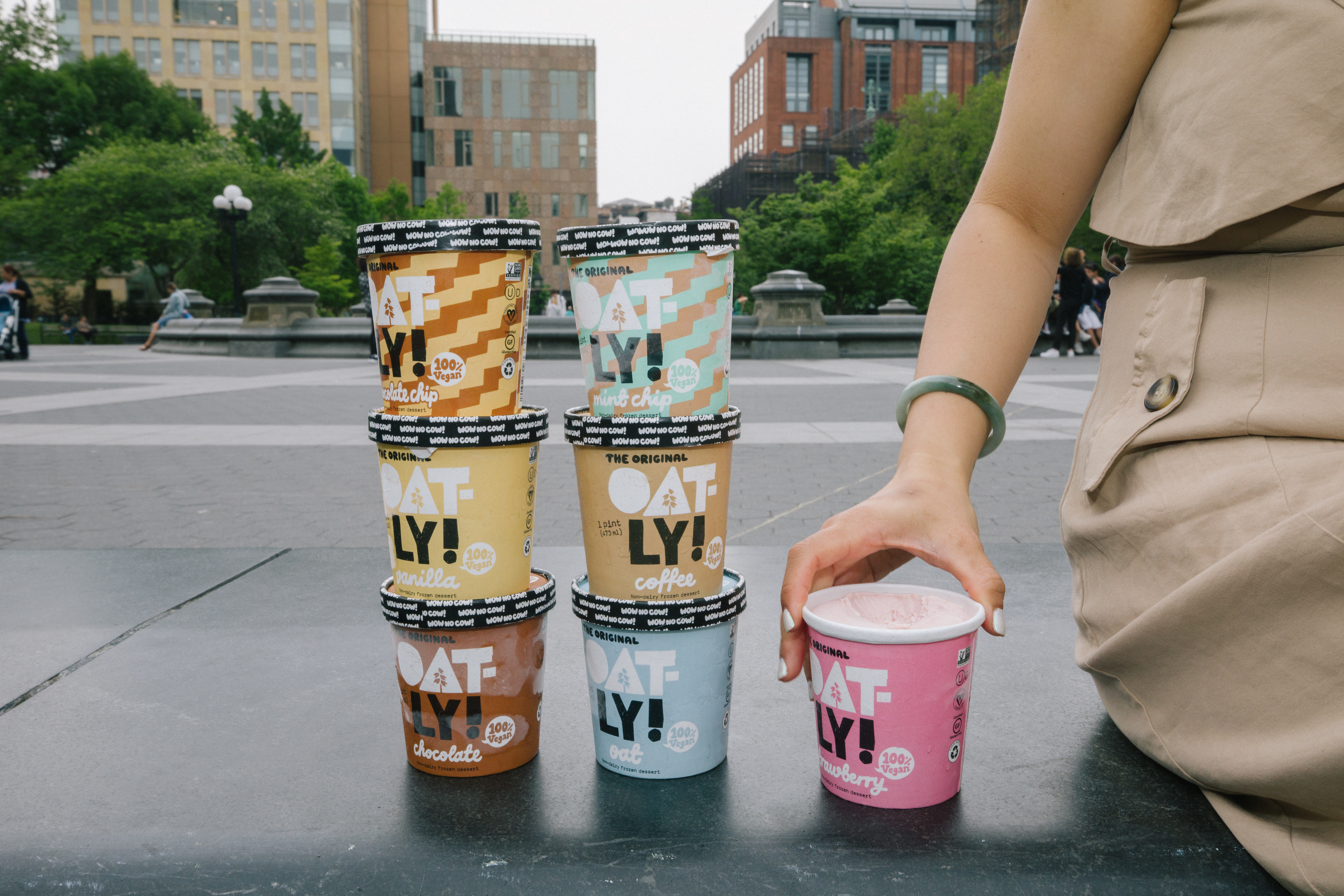 Oatly and the quest for the perfect alt-milk